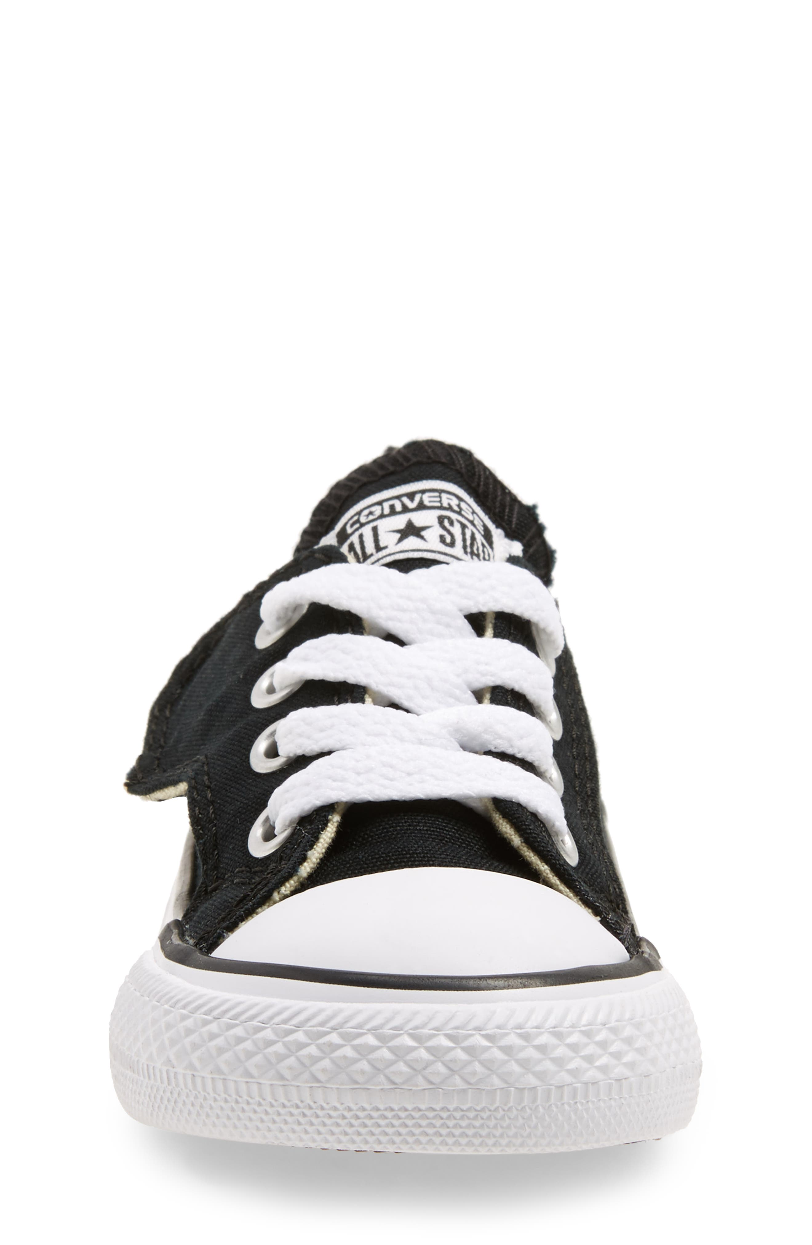 Chuck Taylor<sup>®</sup> All Star<sup>®</sup> Simple Low-Top Sneaker,                             Alternate thumbnail 4, color,                             001