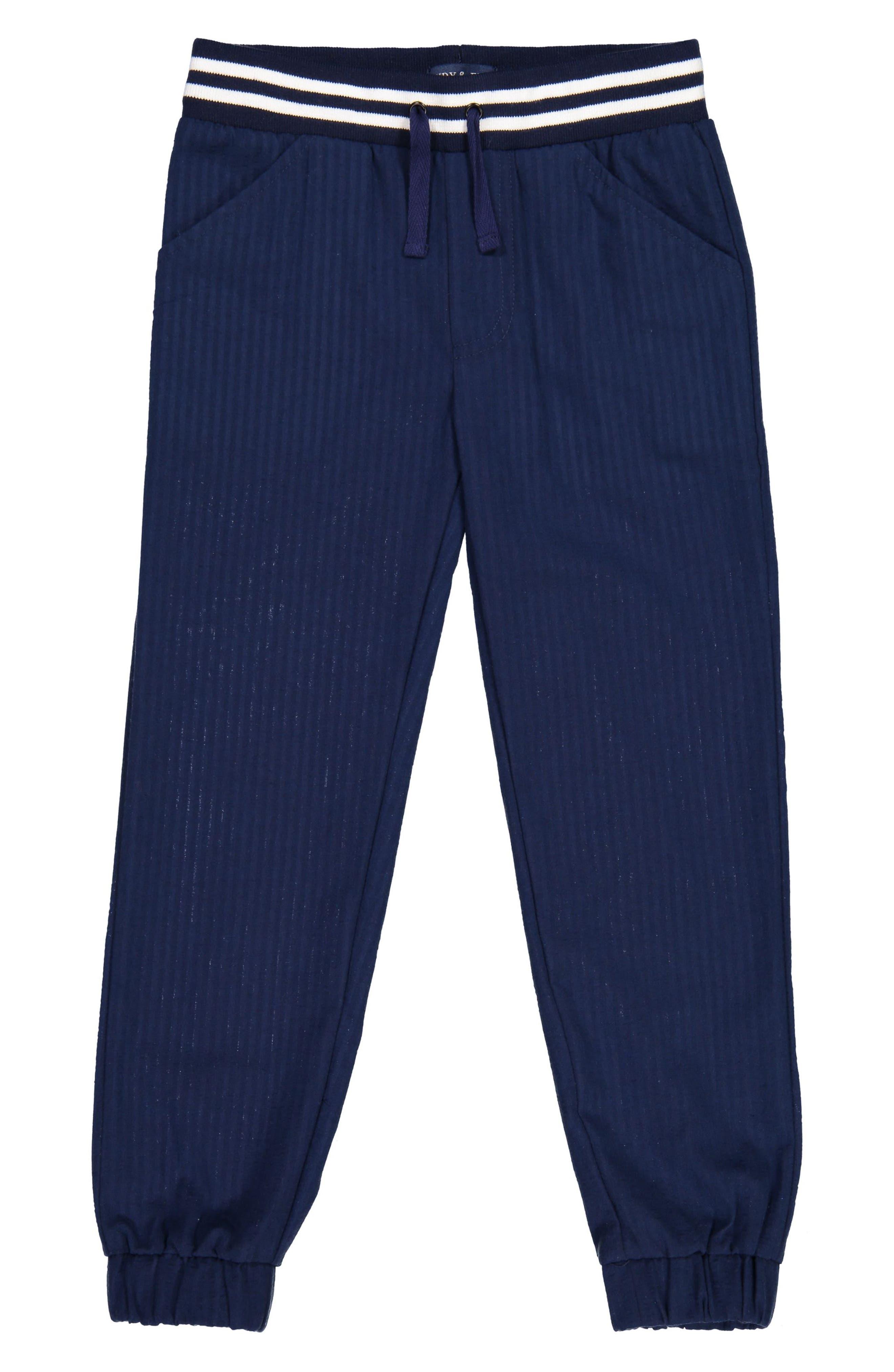 Seersucker Jogger Pants,                         Main,                         color, 413