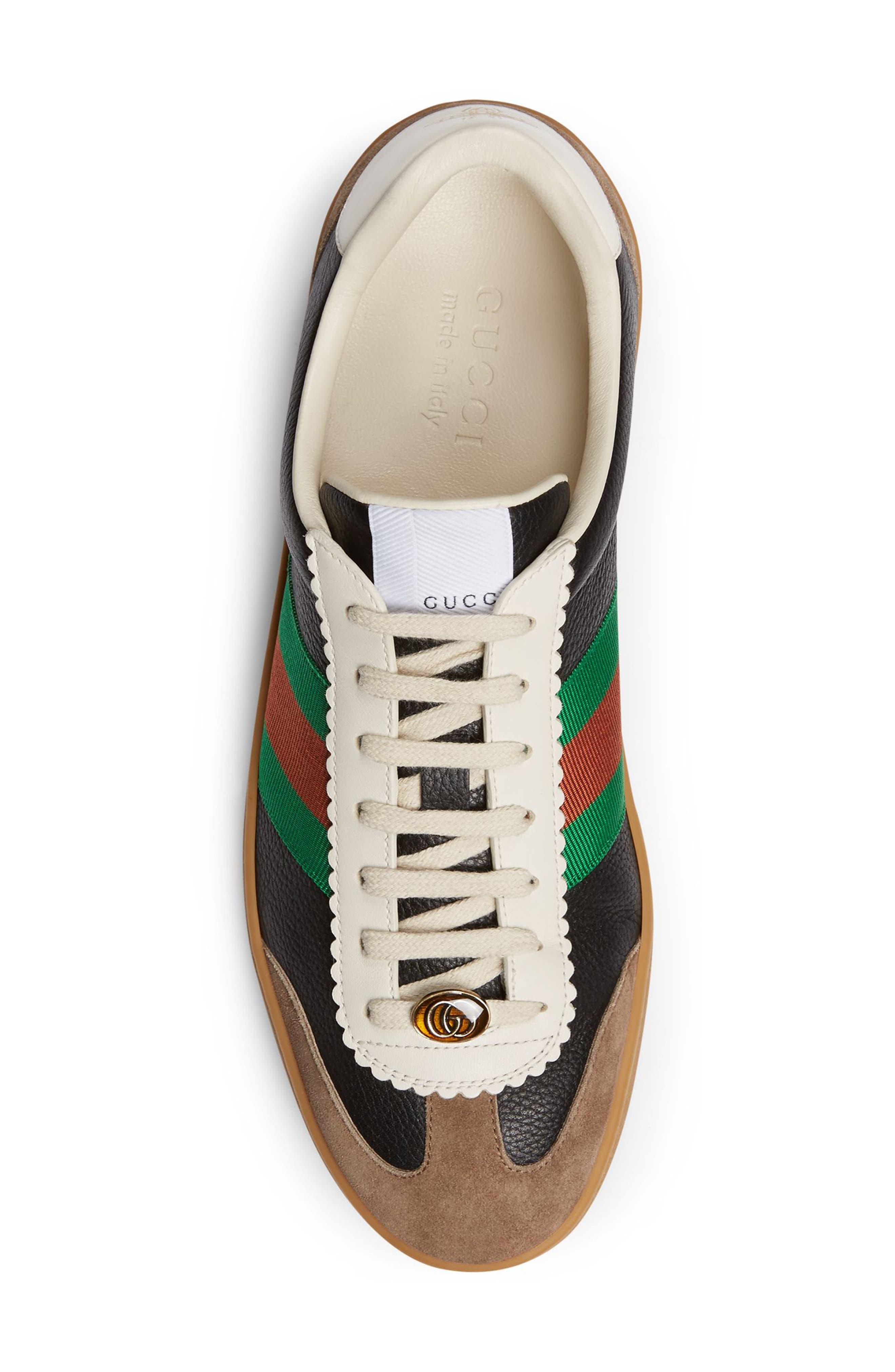 Web Sneaker,                             Alternate thumbnail 5, color,                             ARDESIA/ BLACK
