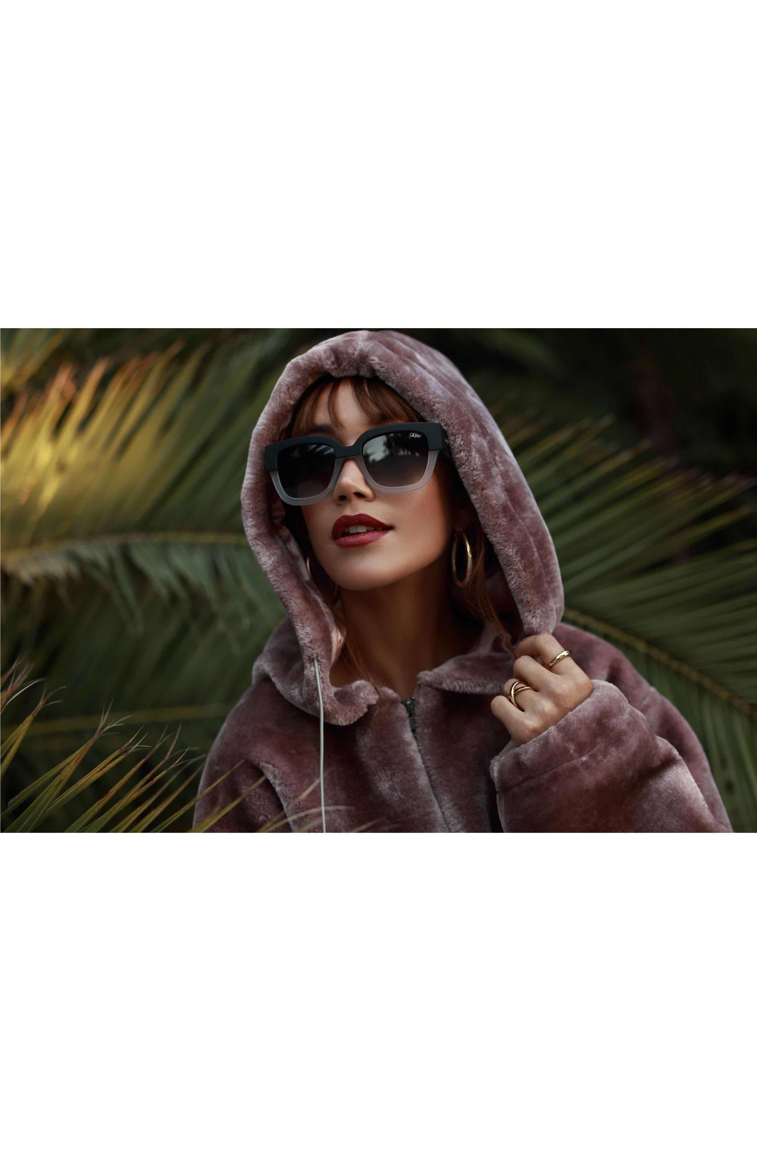 55mm Don't Stop Sunglasses,                             Alternate thumbnail 7, color,