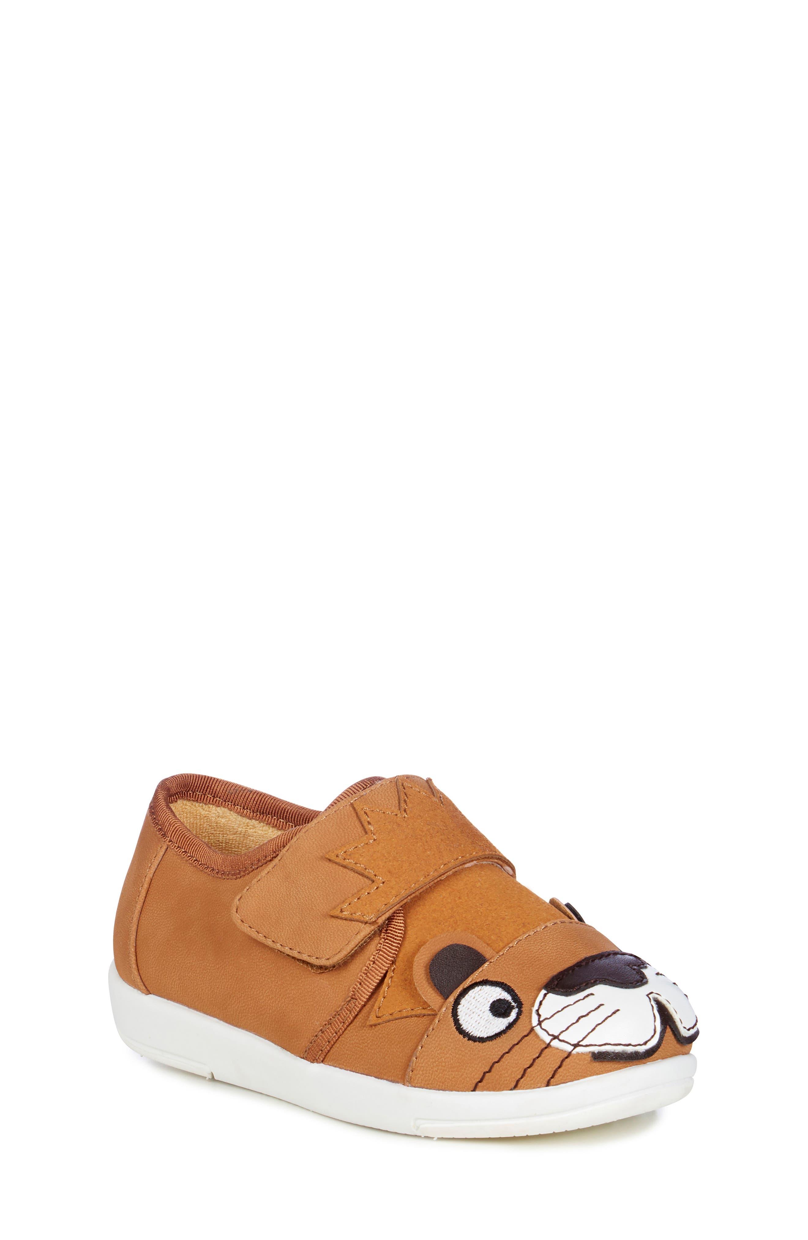 Sneaker,                             Main thumbnail 1, color,                             CHESTNUT