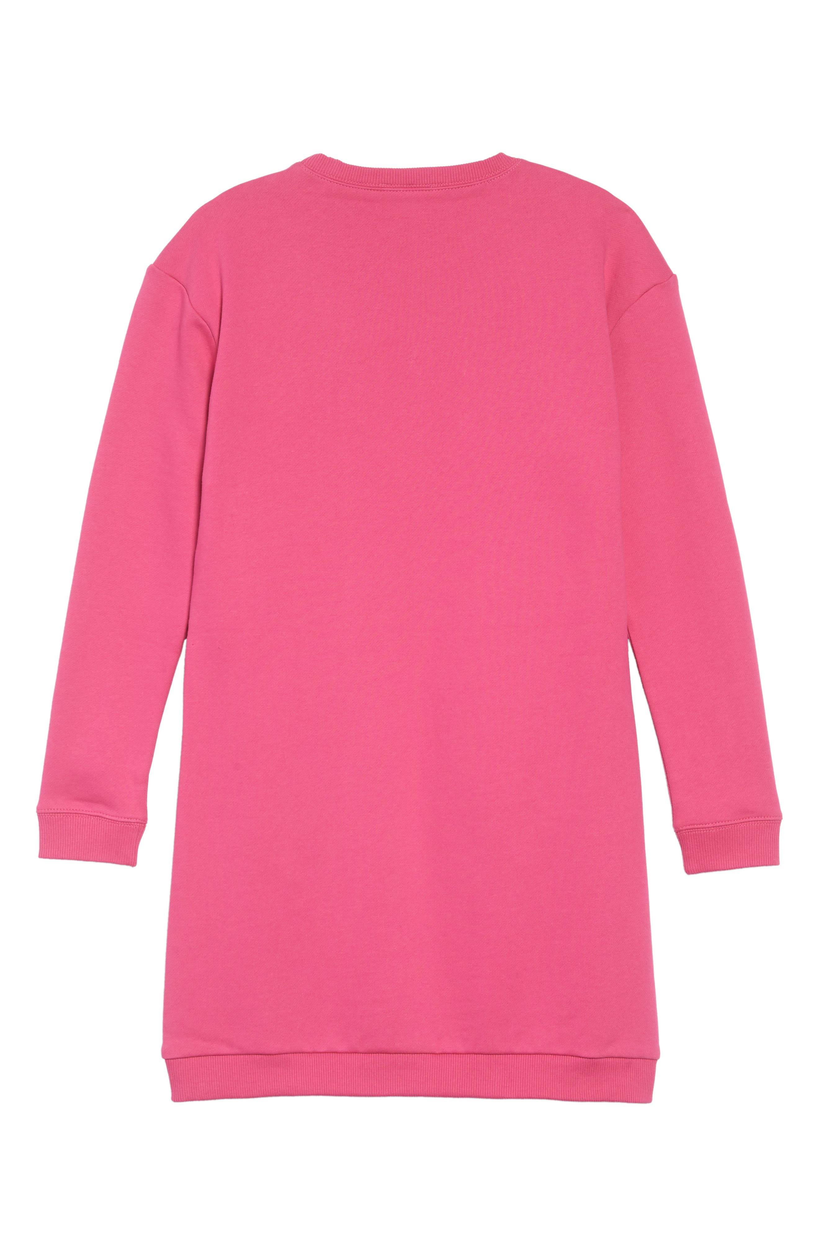 Miss Marc Sweatshirt Dress,                             Alternate thumbnail 2, color,                             670