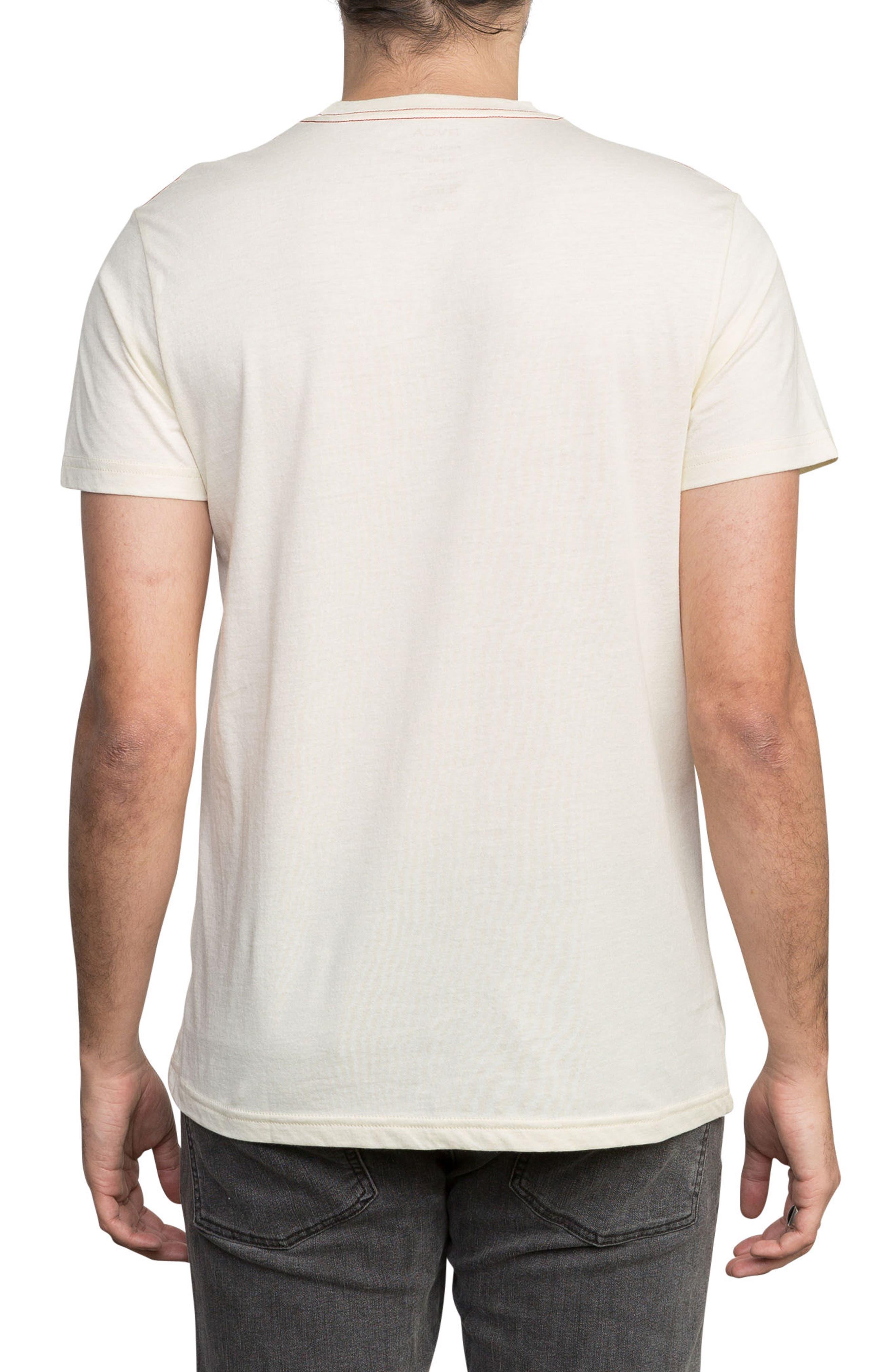 Motors Fill-Up T-Shirt,                             Alternate thumbnail 2, color,                             ANTIQUE WHITE