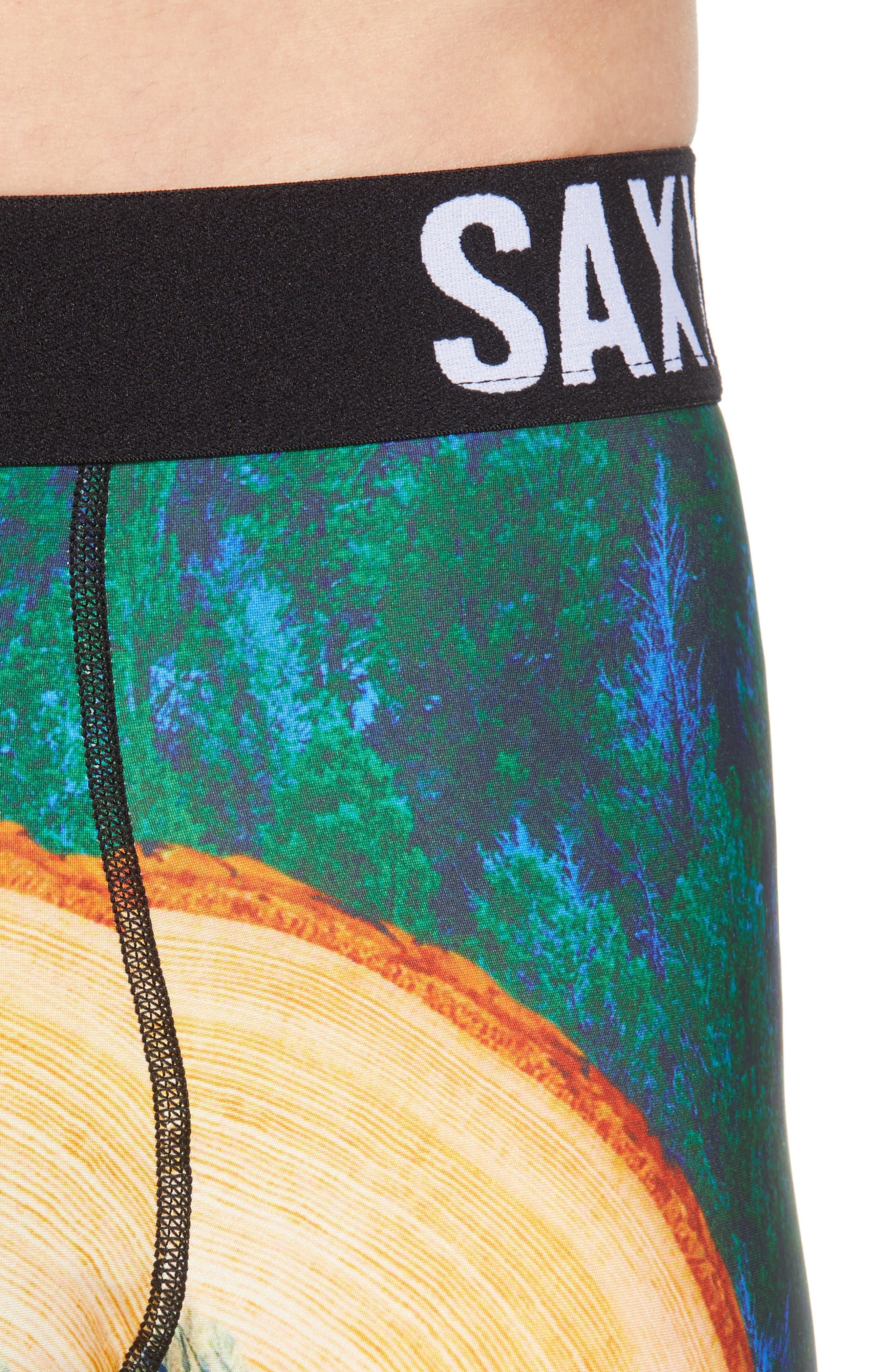 Fuse Boxer Briefs,                             Alternate thumbnail 4, color,                             BLUE MULTI