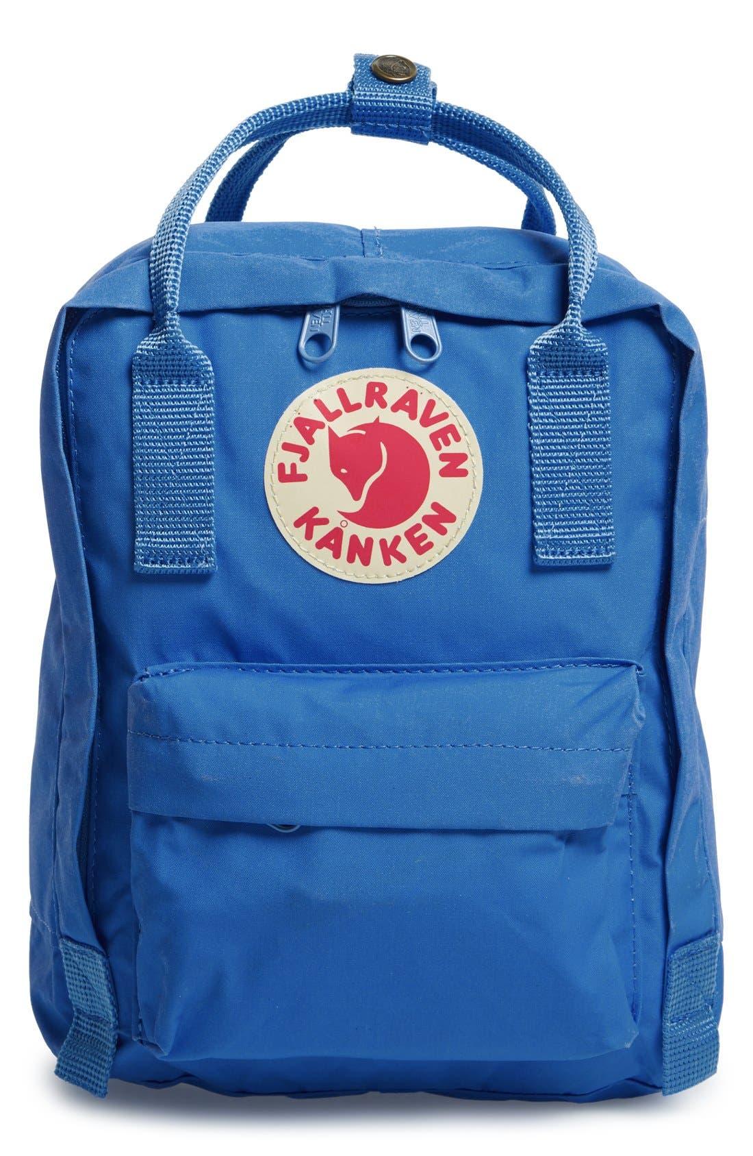 'Mini Kånken' Water Resistant Backpack, Main, color, 400