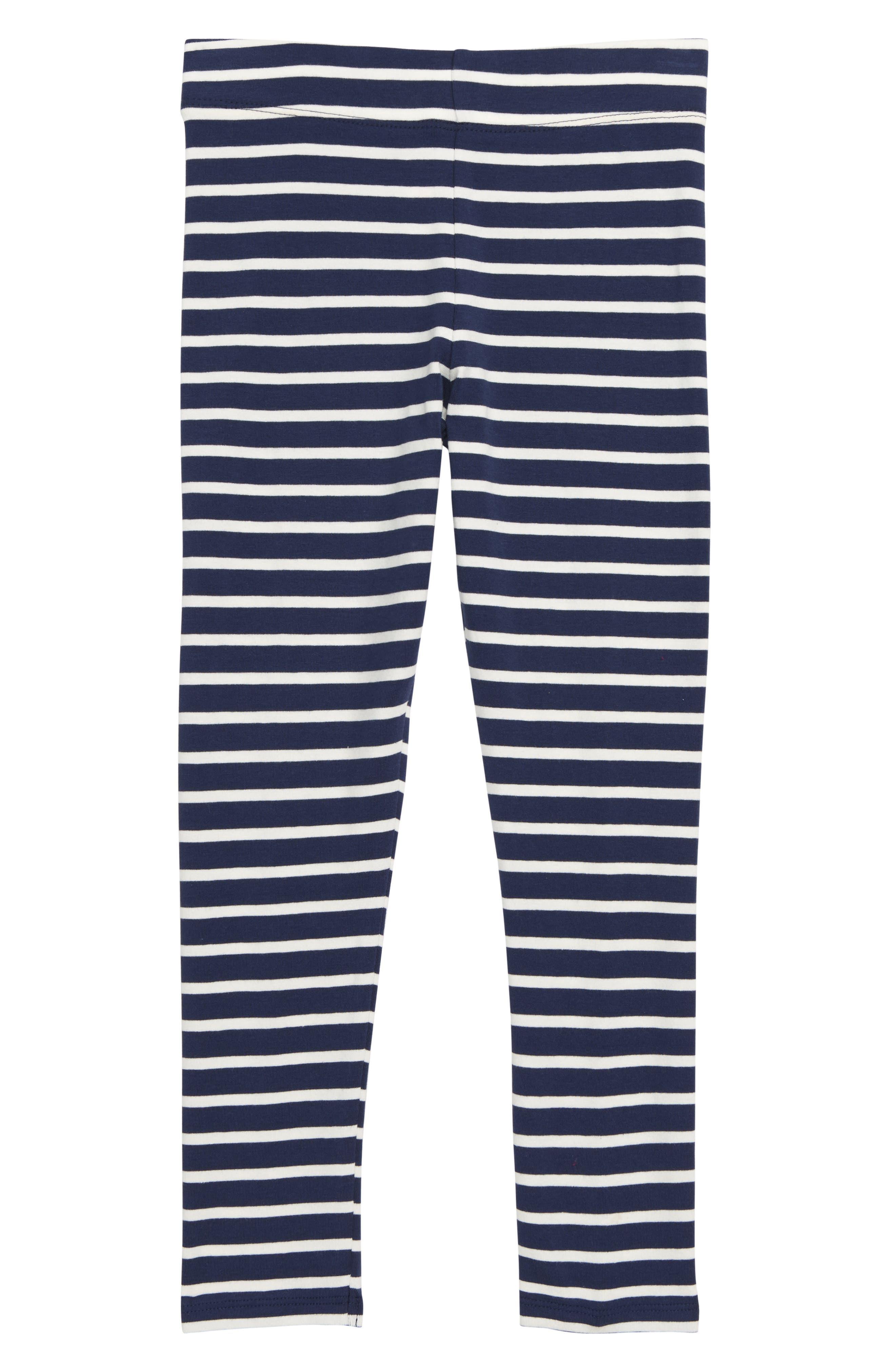 Toddler Girls Mini Boden Fun Leggings Size 34Y  Blue