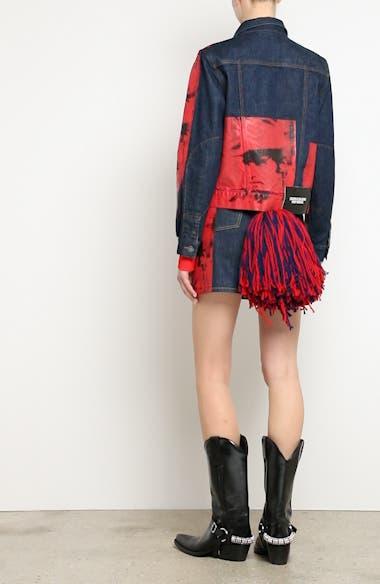 x Andy Warhol Foundation Dennis Hopper Denim Jacket, video thumbnail