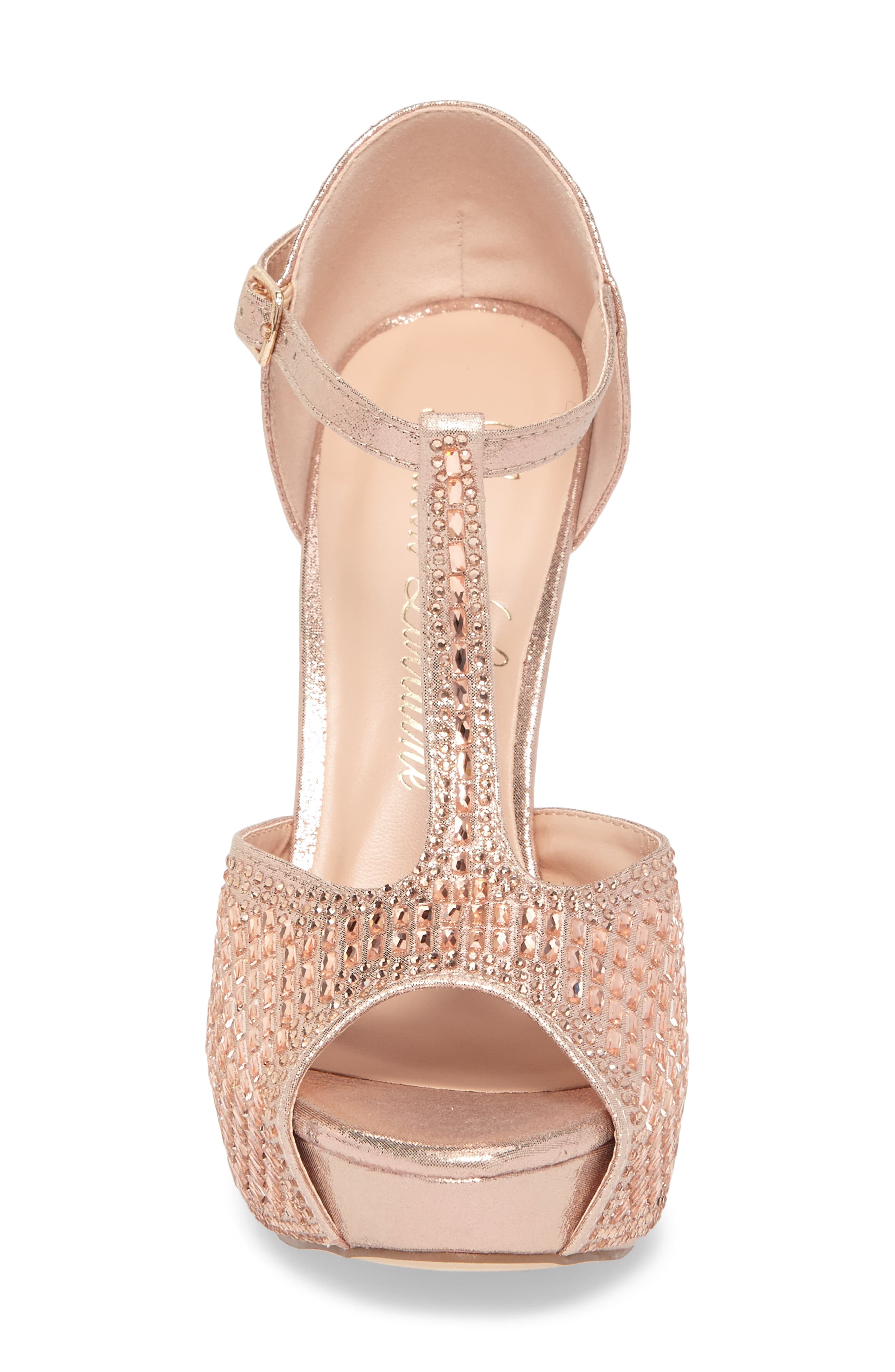 Vivian 4 Crystal Embellished Sandal,                             Alternate thumbnail 12, color,