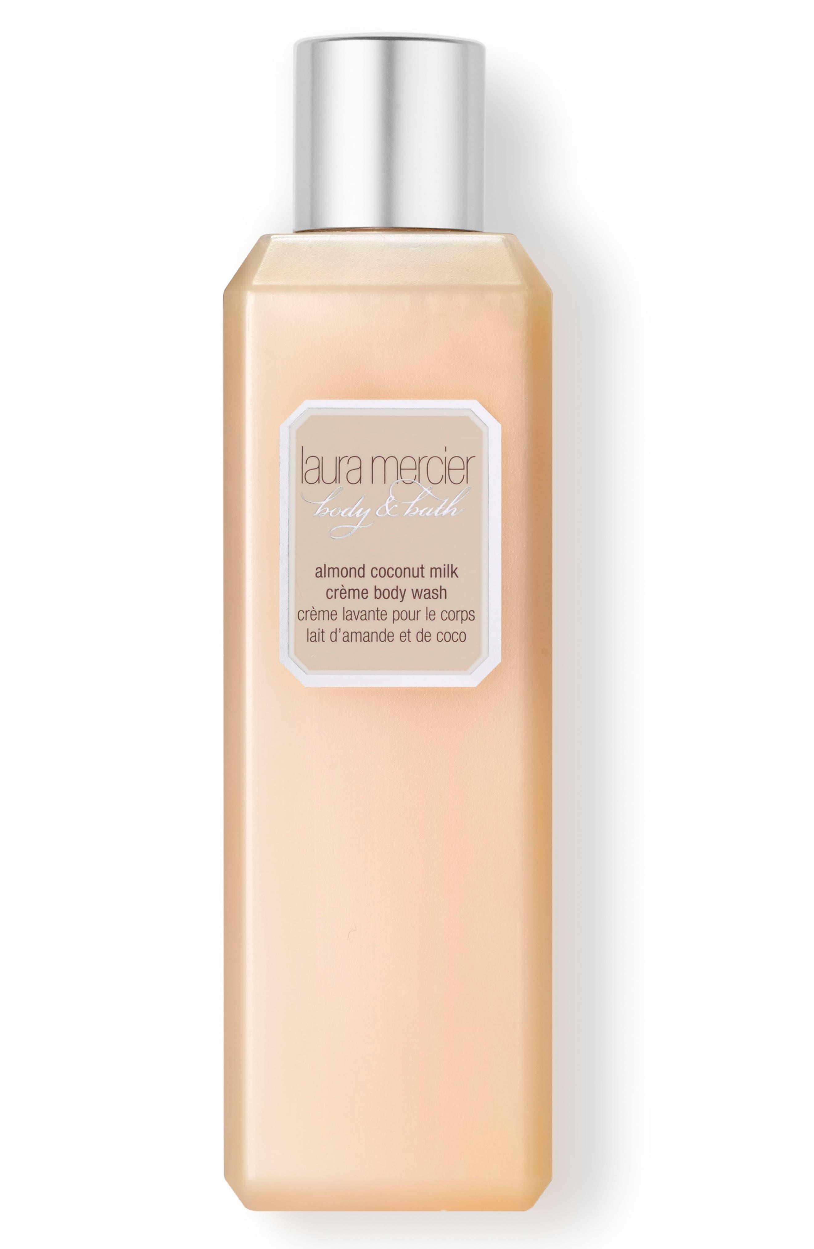 'Almond Coconut Milk' Crème Body Wash,                             Main thumbnail 1, color,                             NO COLOR