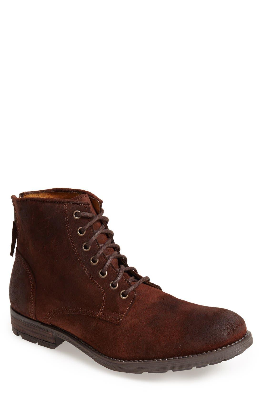 Plain Toe Boot, Main, color, 200