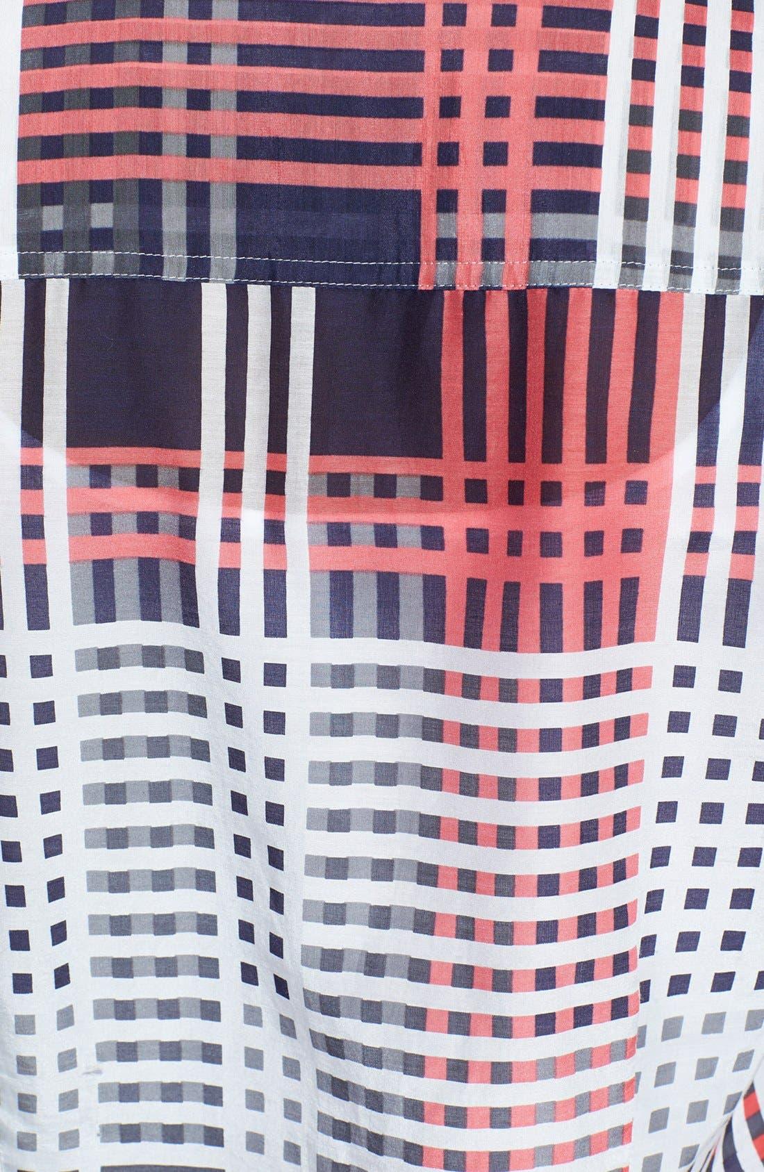 Cotton & Silk Shirt,                             Alternate thumbnail 68, color,