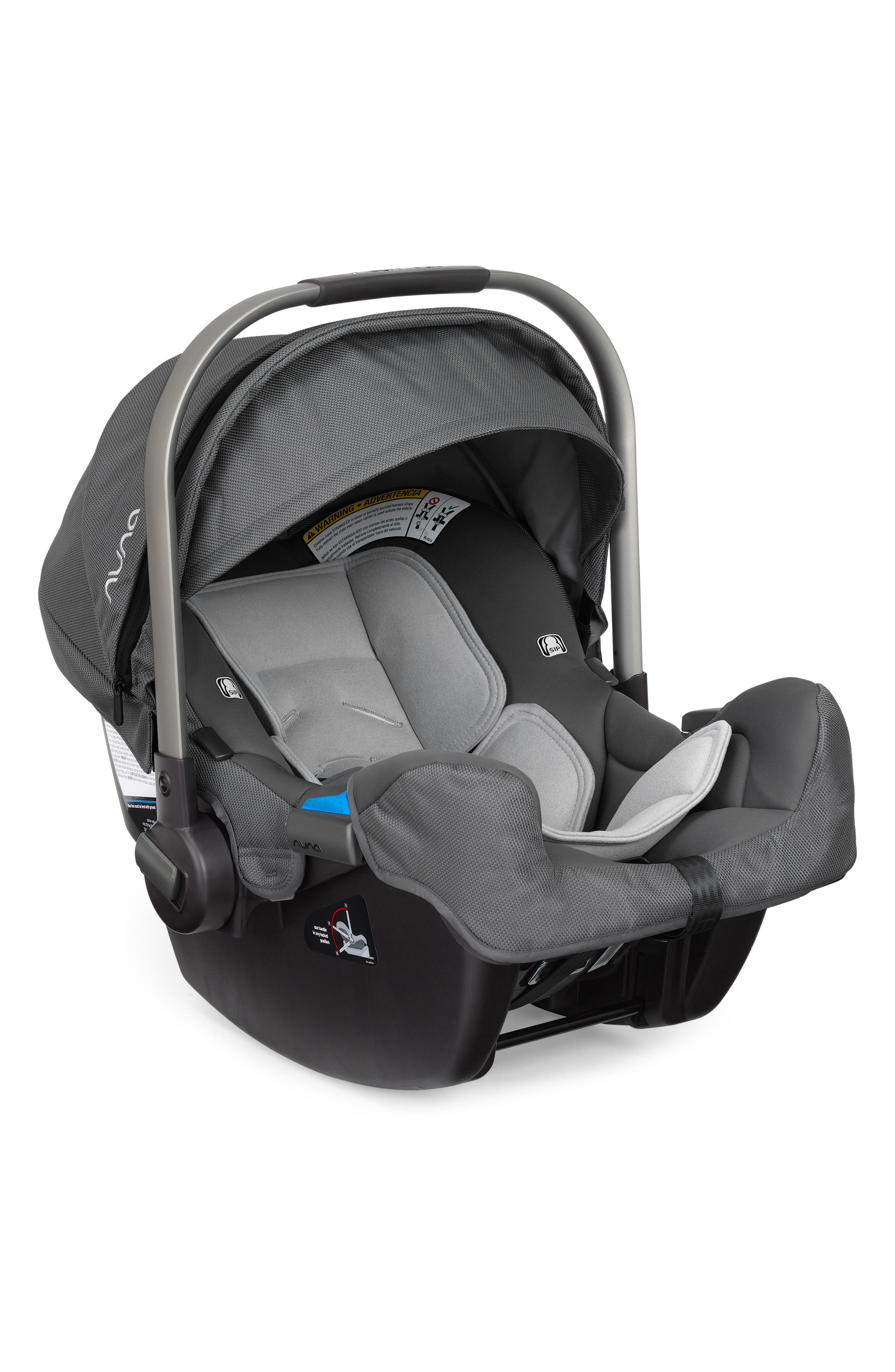 PEPP<sup>™</sup> Stroller & PIPA<sup>™</sup> Car Seat Travel System,                             Alternate thumbnail 4, color,                             GRAPHITE