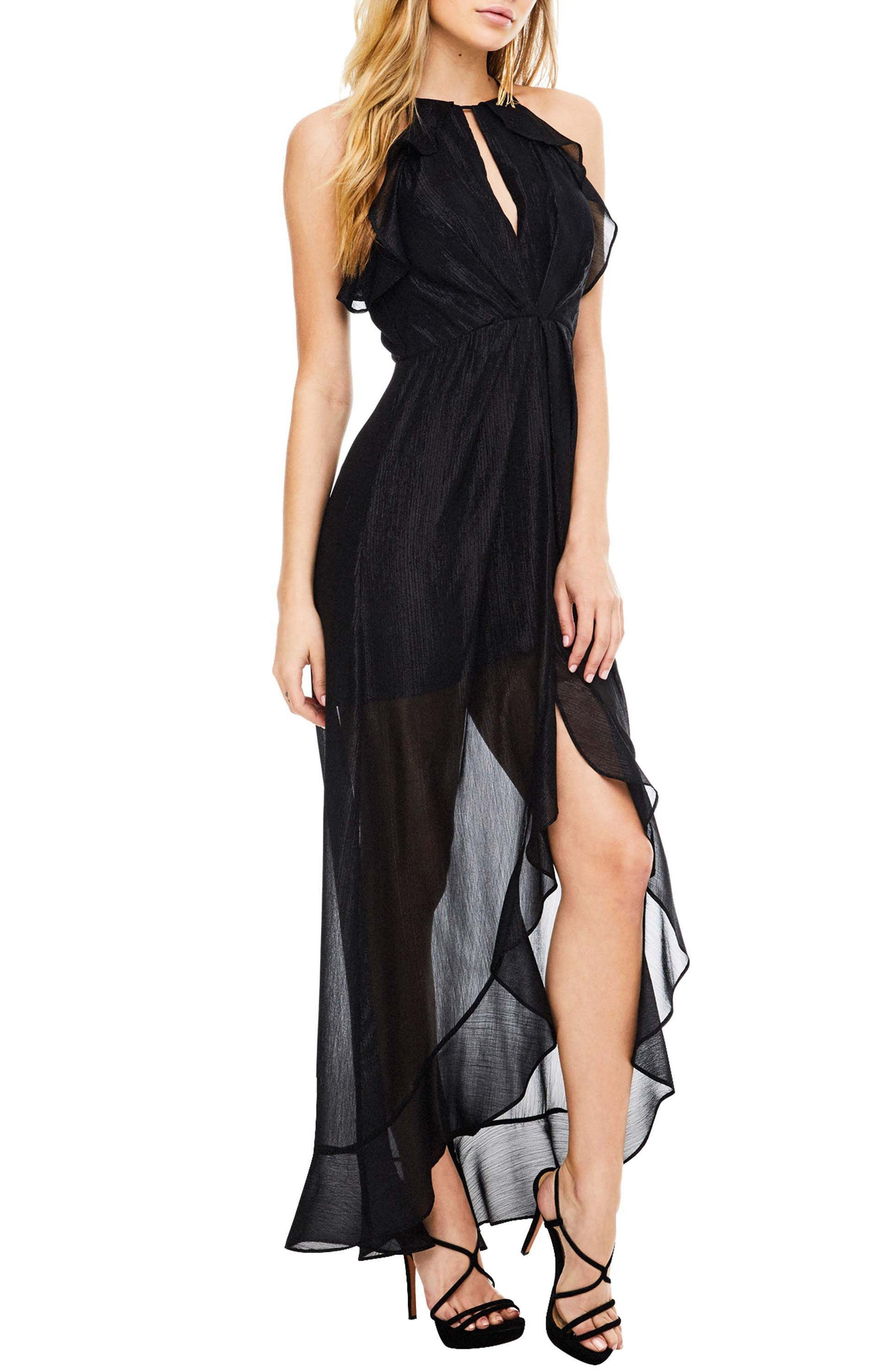 Arielle Maxi Dress,                             Alternate thumbnail 5, color,
