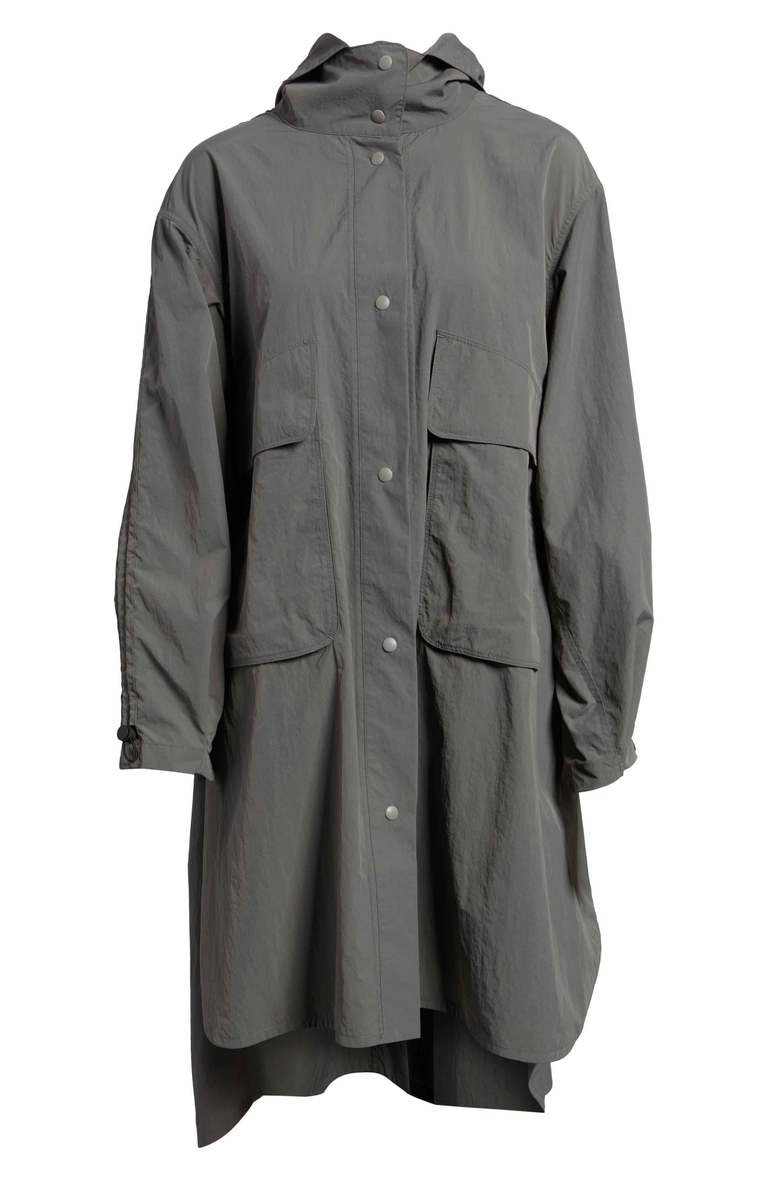Florence Hooded Jacket,                             Alternate thumbnail 9, color,
