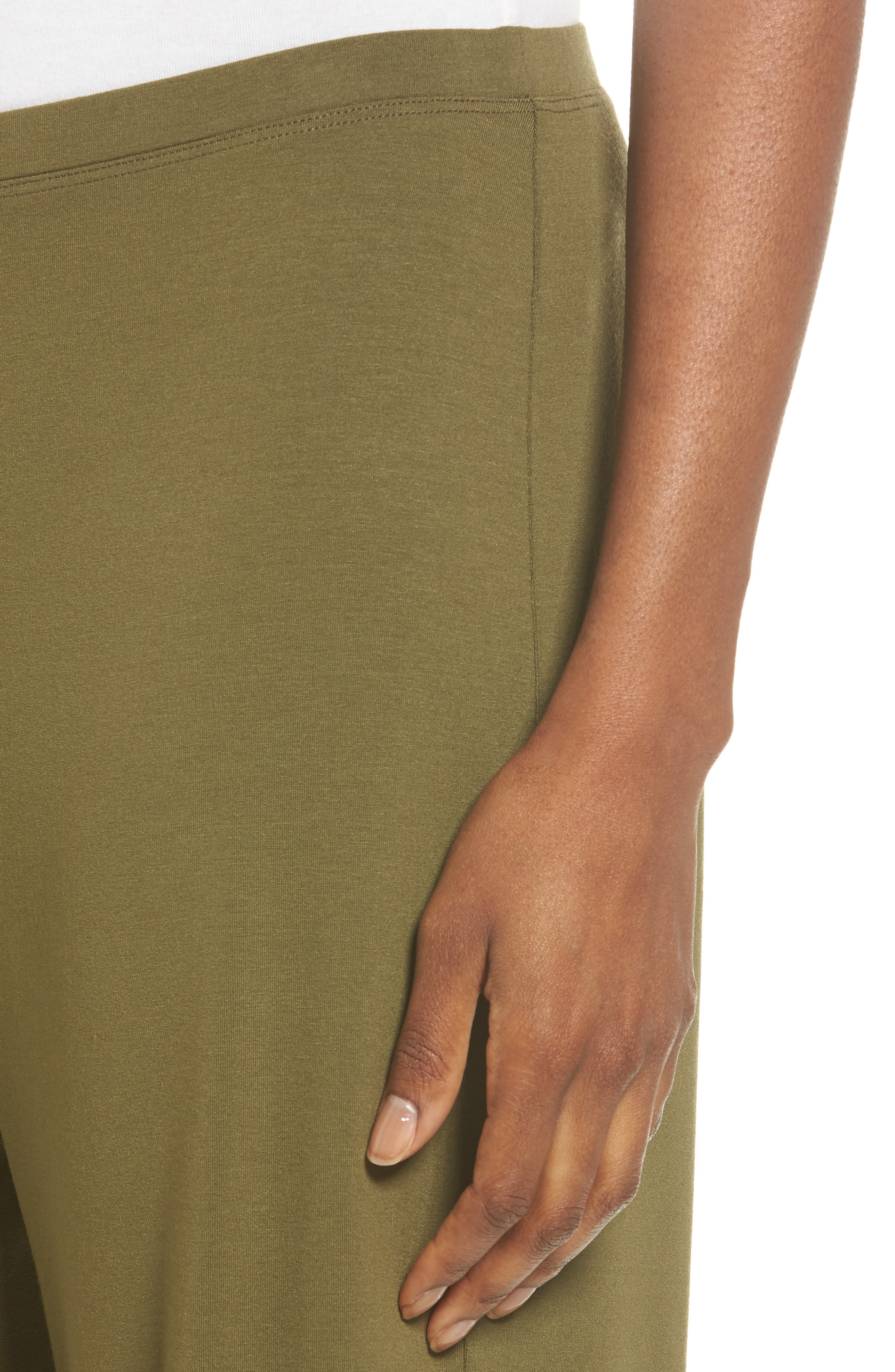 Crop Jersey Pants,                             Alternate thumbnail 13, color,