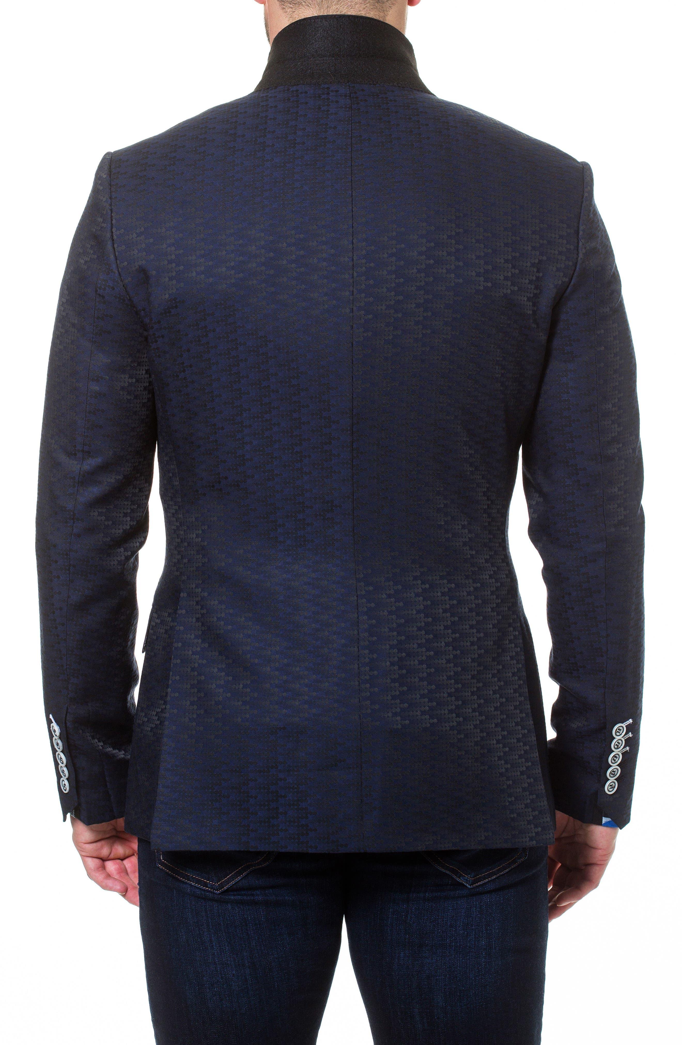 Socrate Evo Newton Textured Sport Coat,                             Alternate thumbnail 5, color,                             420
