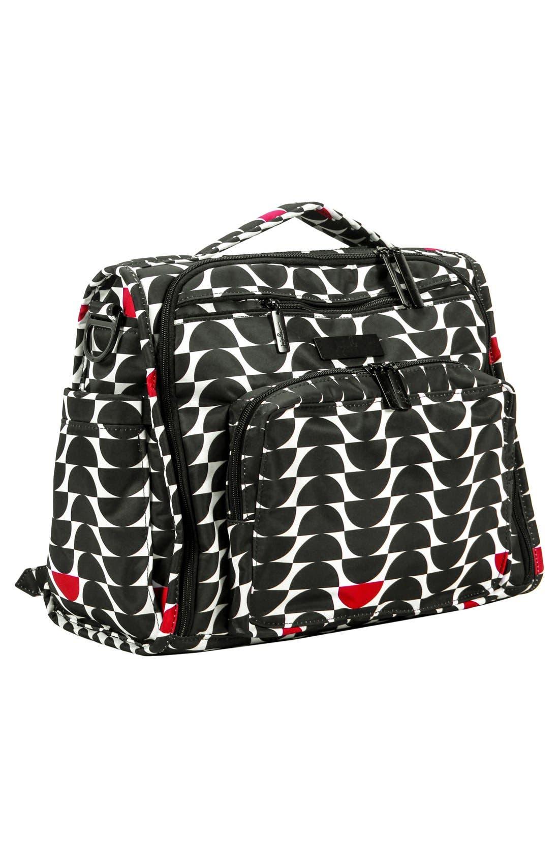 'BFF' Diaper Bag,                             Alternate thumbnail 4, color,                             006