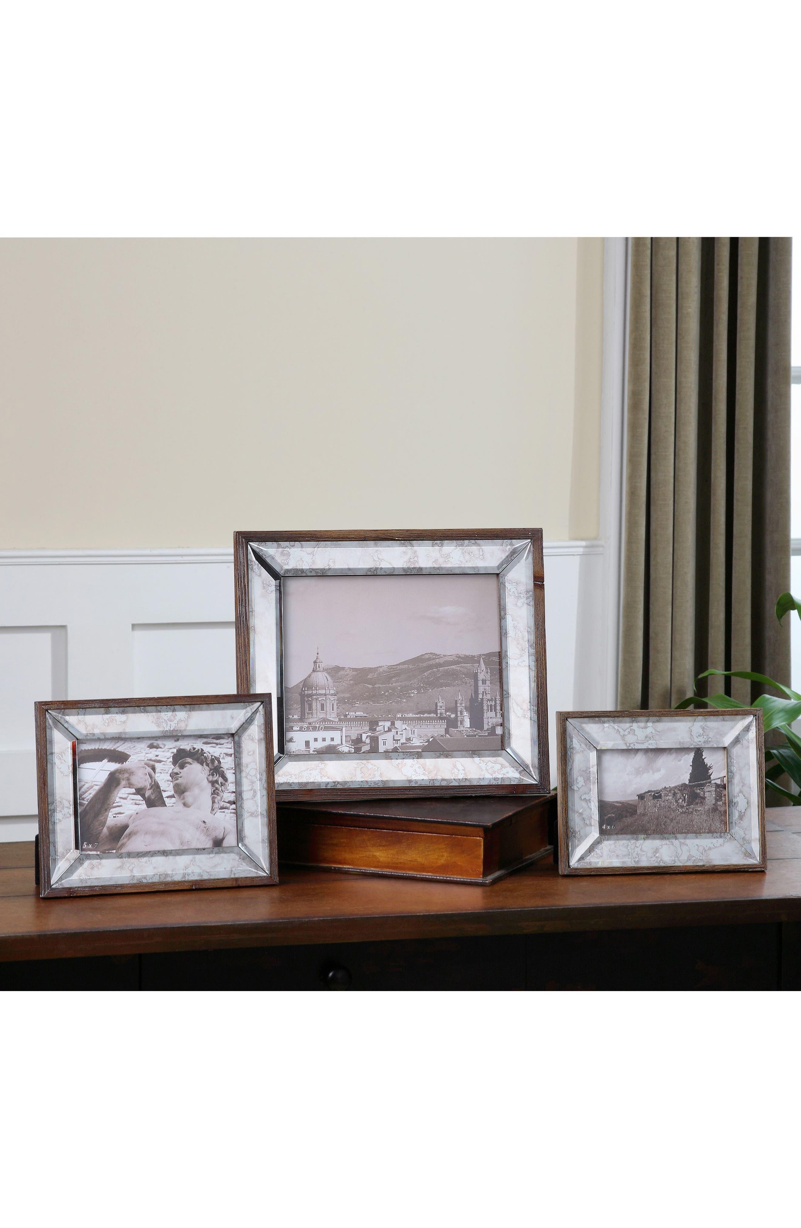 Daria Set of 3 Picture Frames,                             Alternate thumbnail 2, color,                             040