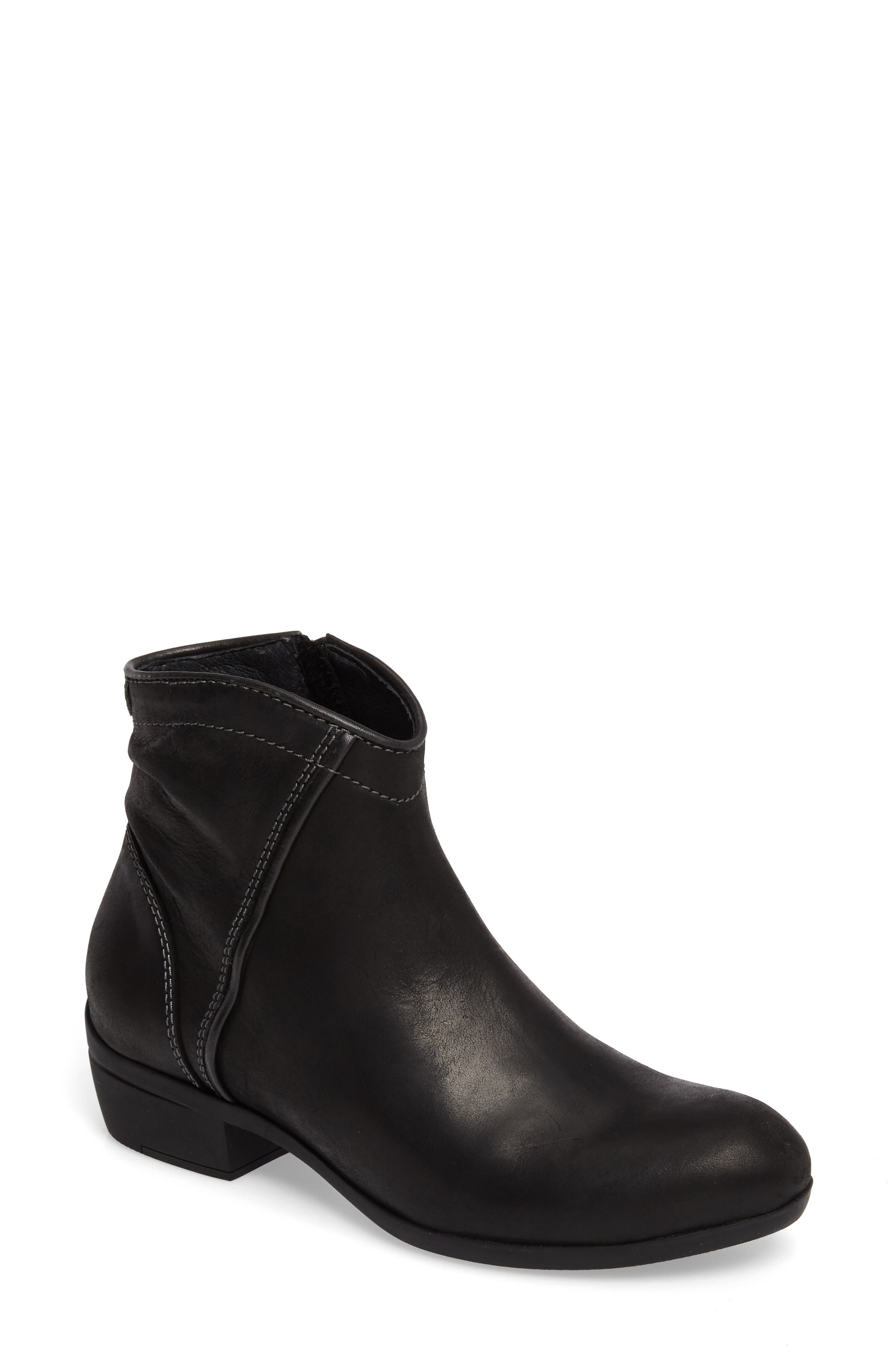 Winchester Bootie,                             Main thumbnail 1, color,                             001