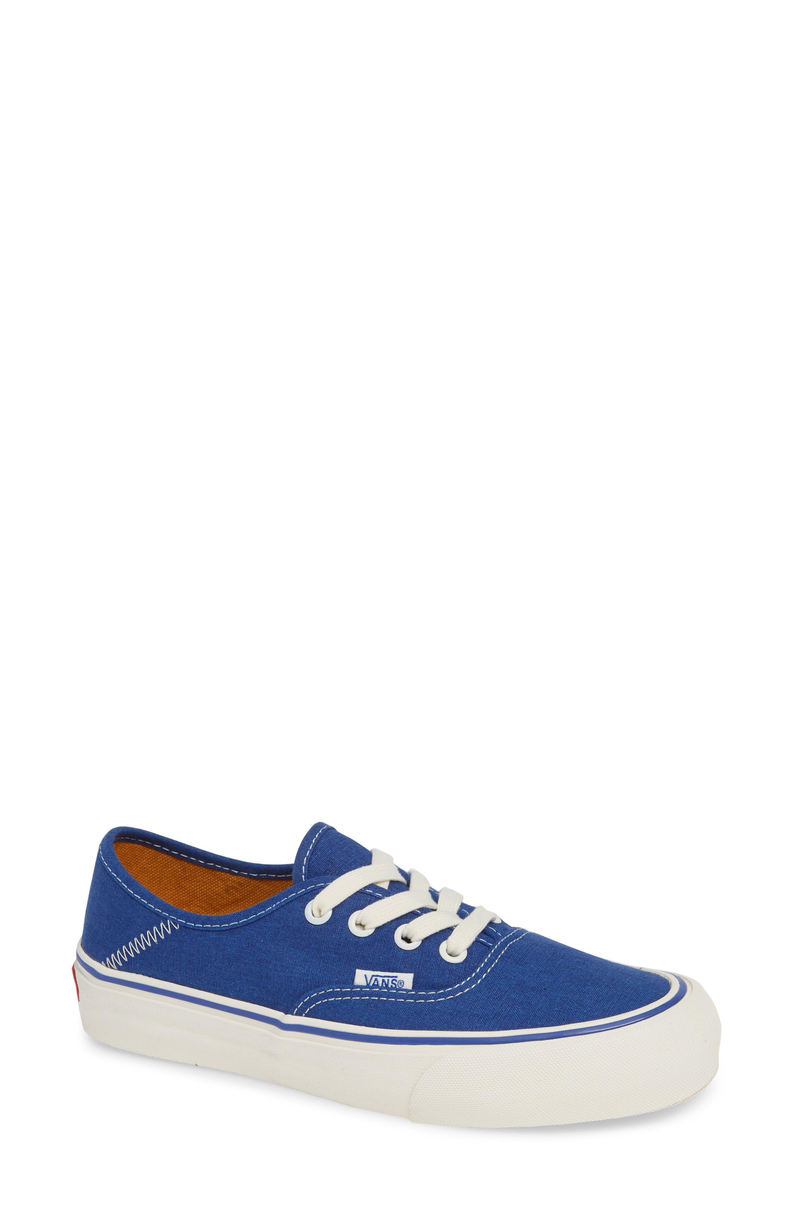 VANS UA Authentic Sneaker, Main, color, 420