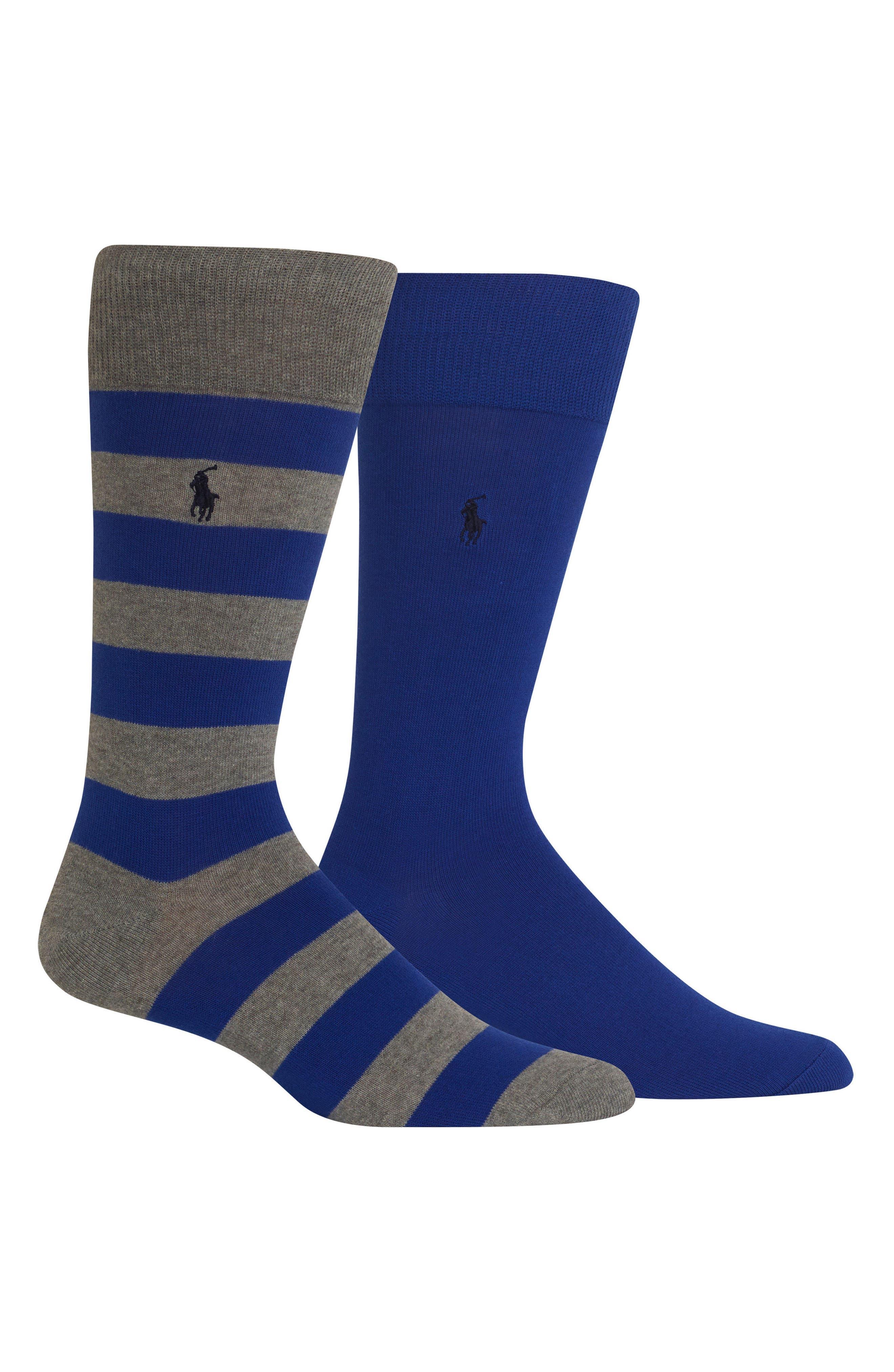 Cotton Blend Socks,                         Main,                         color,
