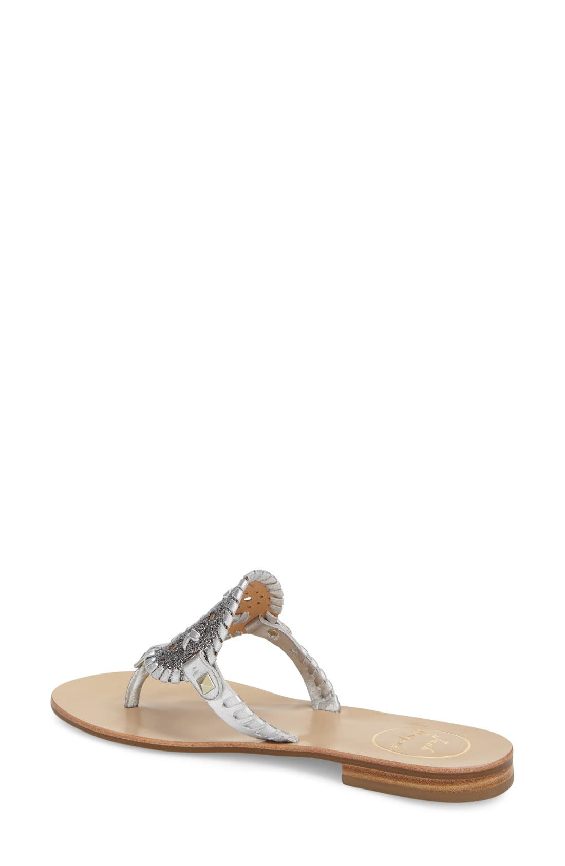 'Georgica' Sandal,                             Alternate thumbnail 2, color,                             032