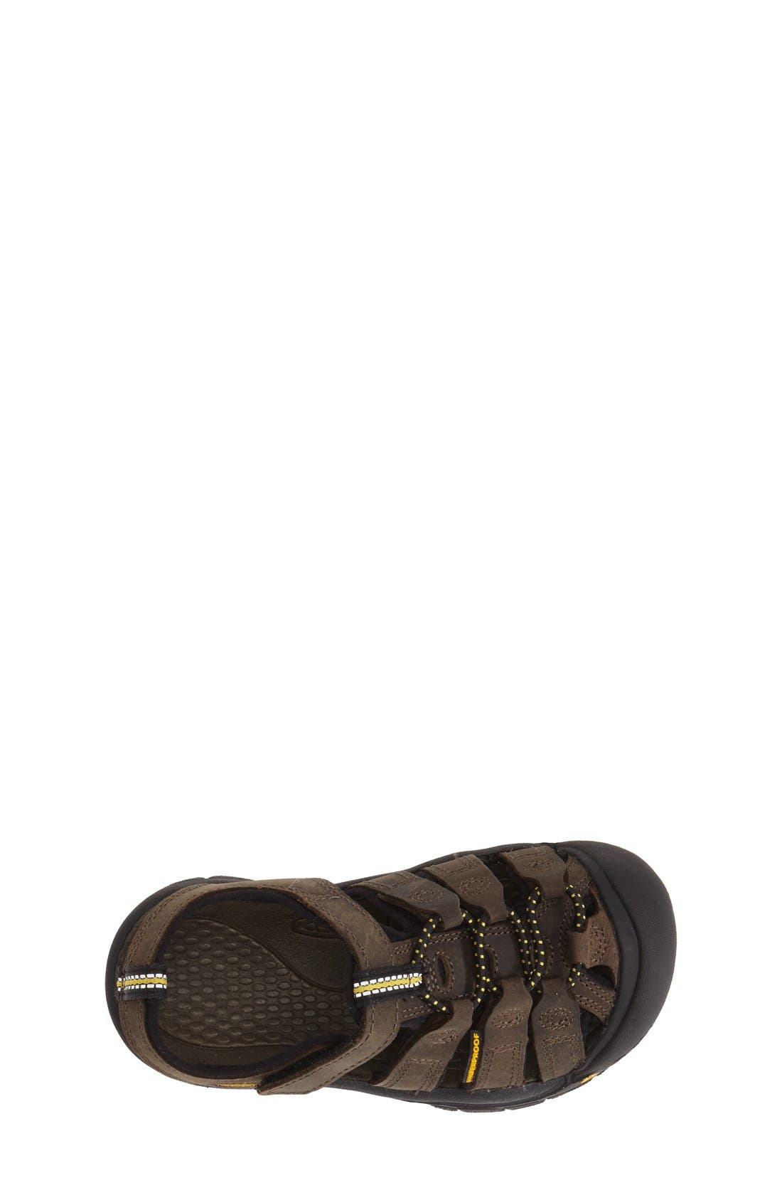 'Newport Premium' Water Friendly Sport Sandal,                             Alternate thumbnail 4, color,                             202