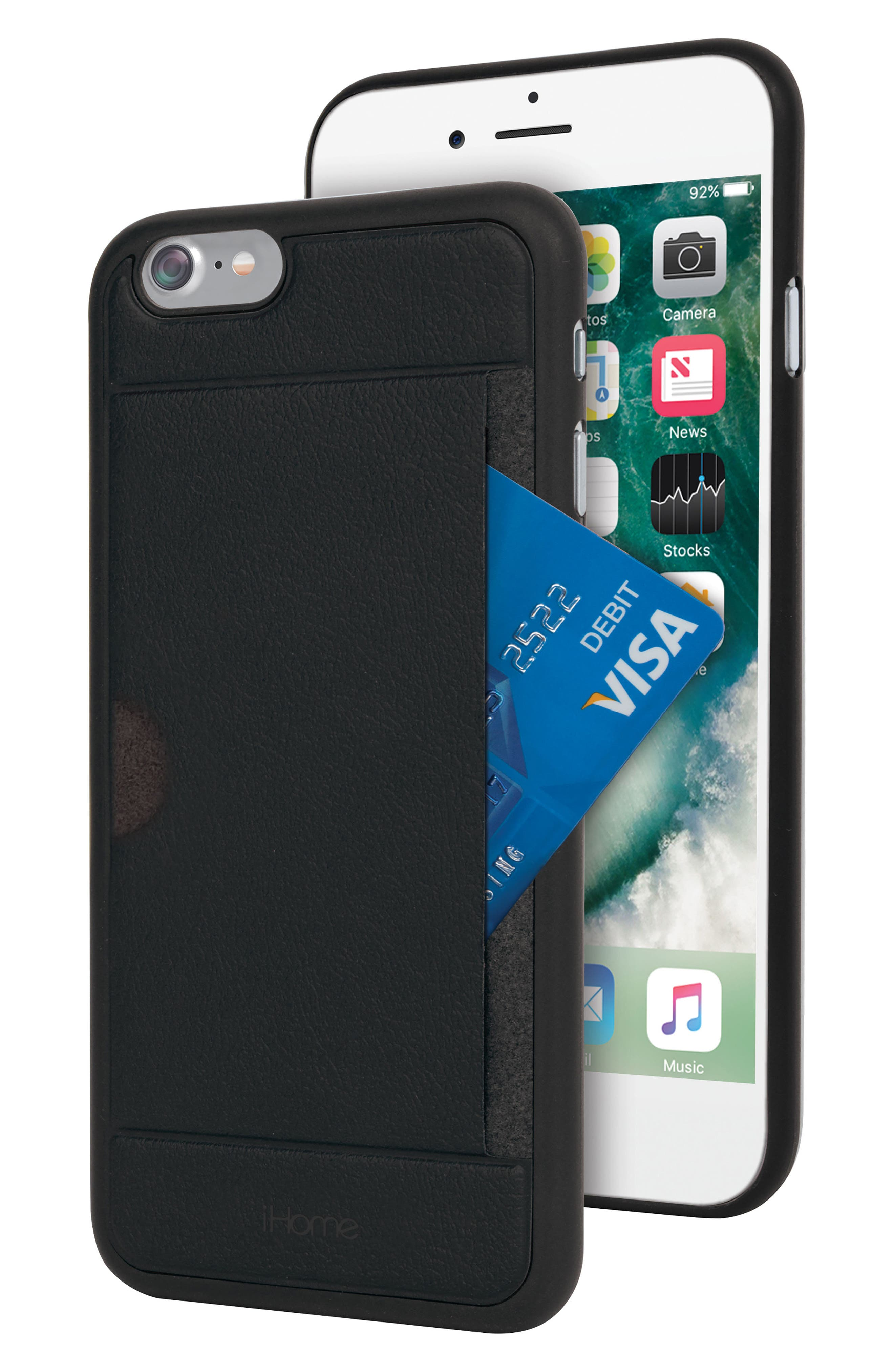 iPhone 7/8 Card Case,                             Main thumbnail 1, color,                             001