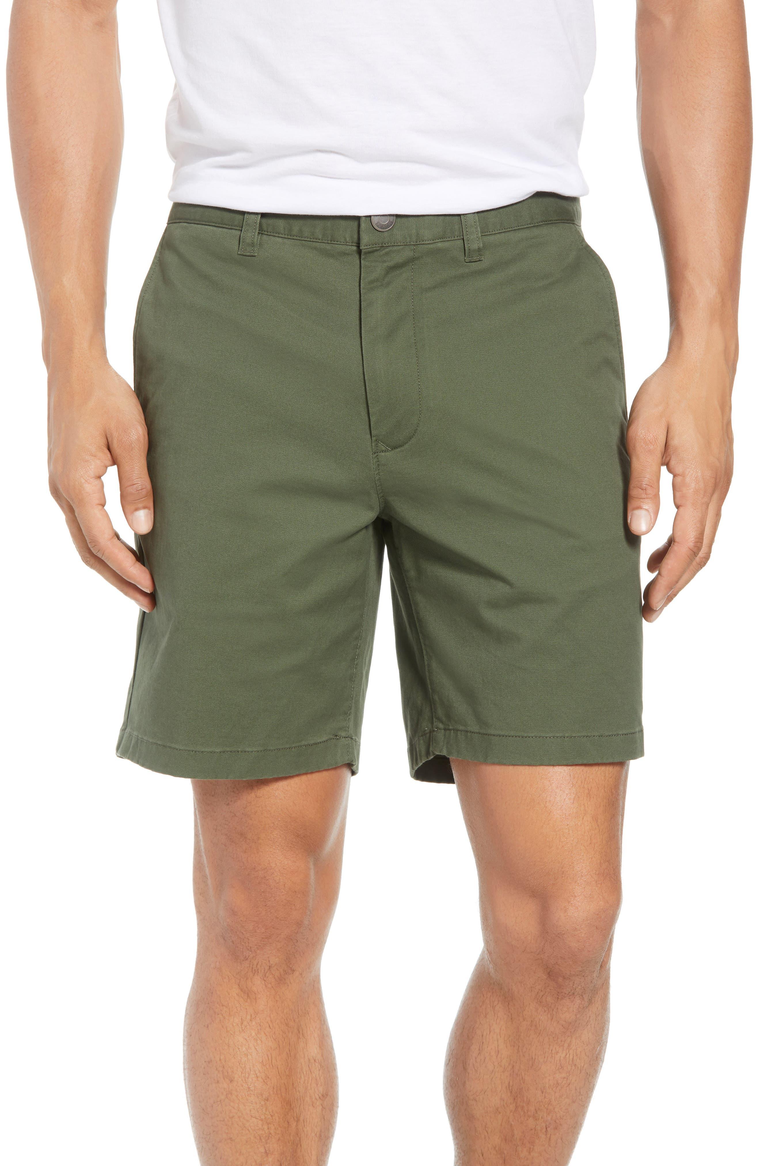 Stretch Washed Chino 7-Inch Shorts,                             Main thumbnail 2, color,
