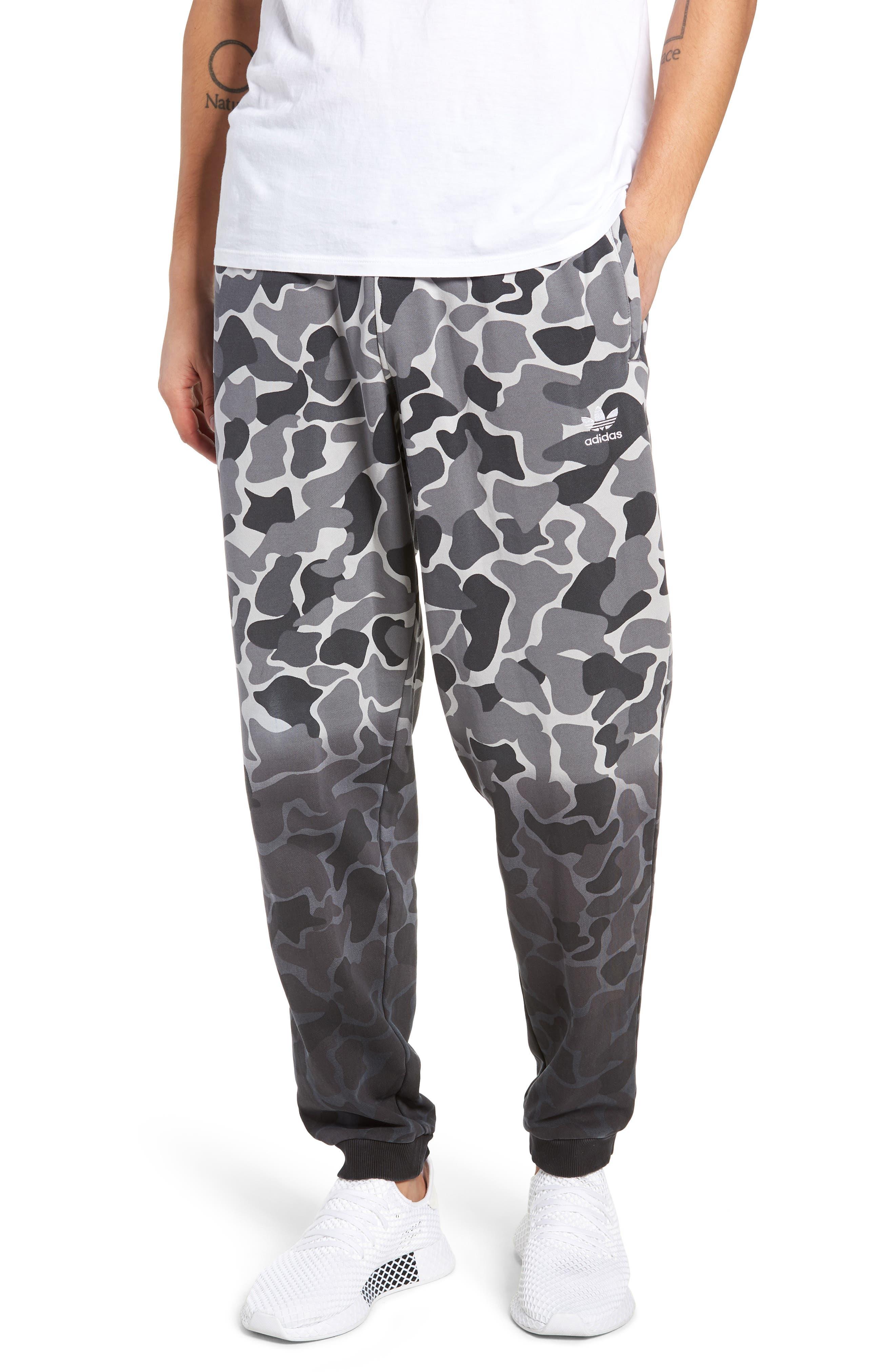 Camo Dip Dye Pants,                         Main,                         color, MULTICOLOR
