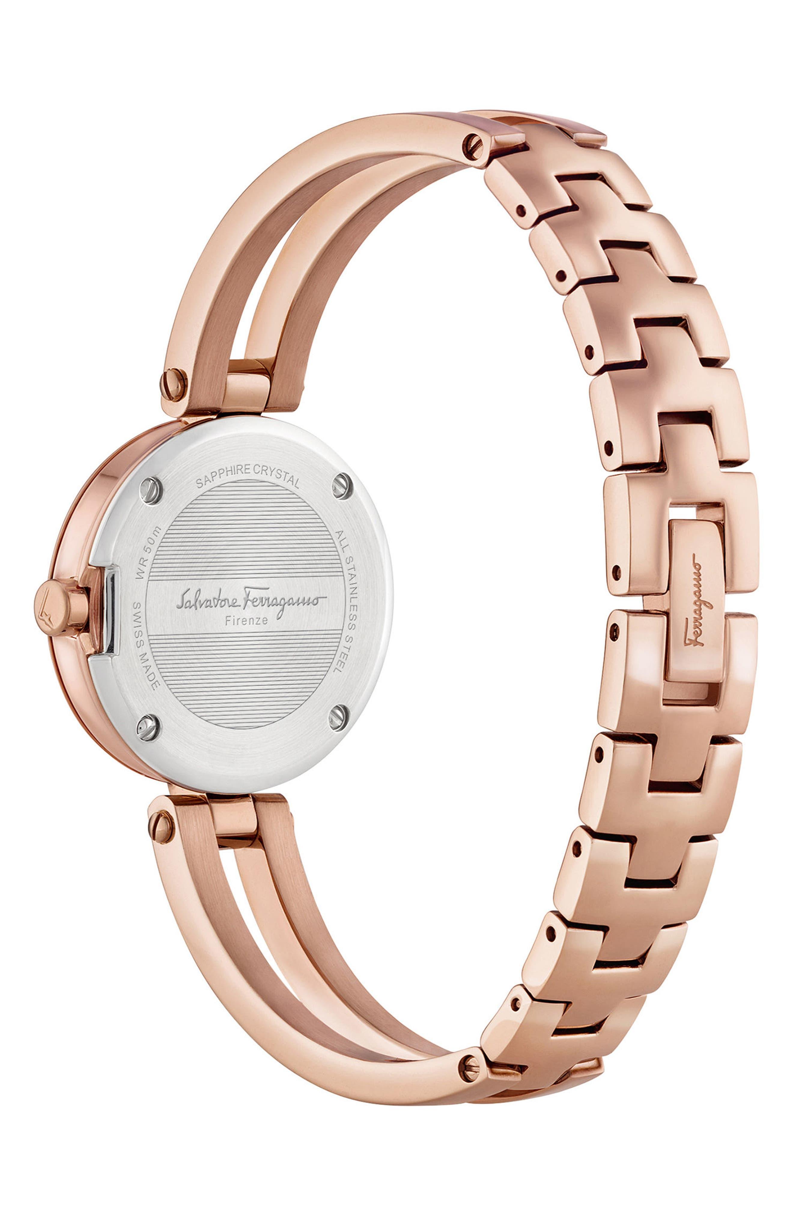 Miniature Bracelet Watch, 26mm,                             Alternate thumbnail 7, color,