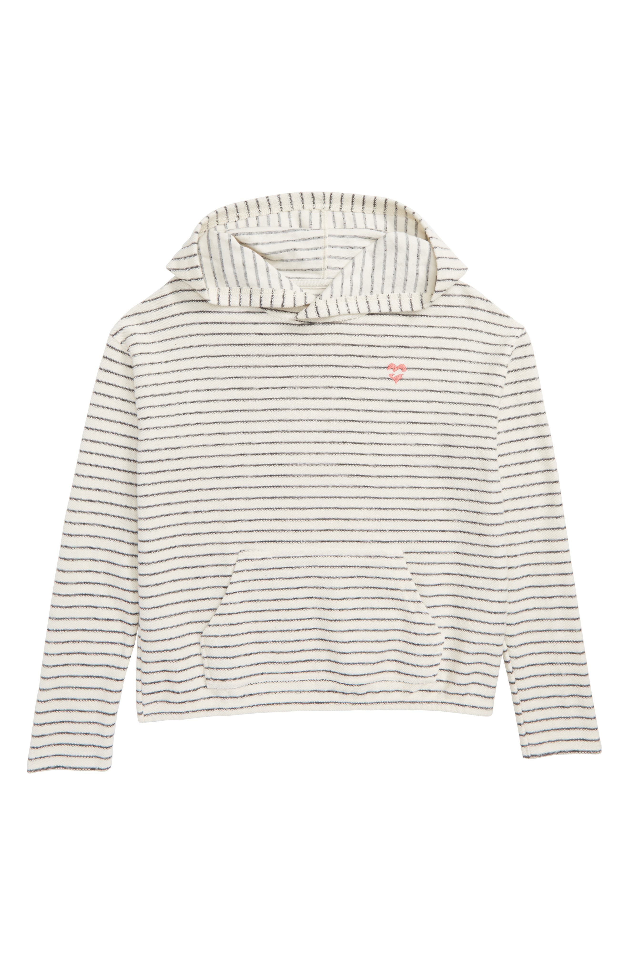 Friday Feeling Stripe Hoodie,                             Main thumbnail 1, color,                             900