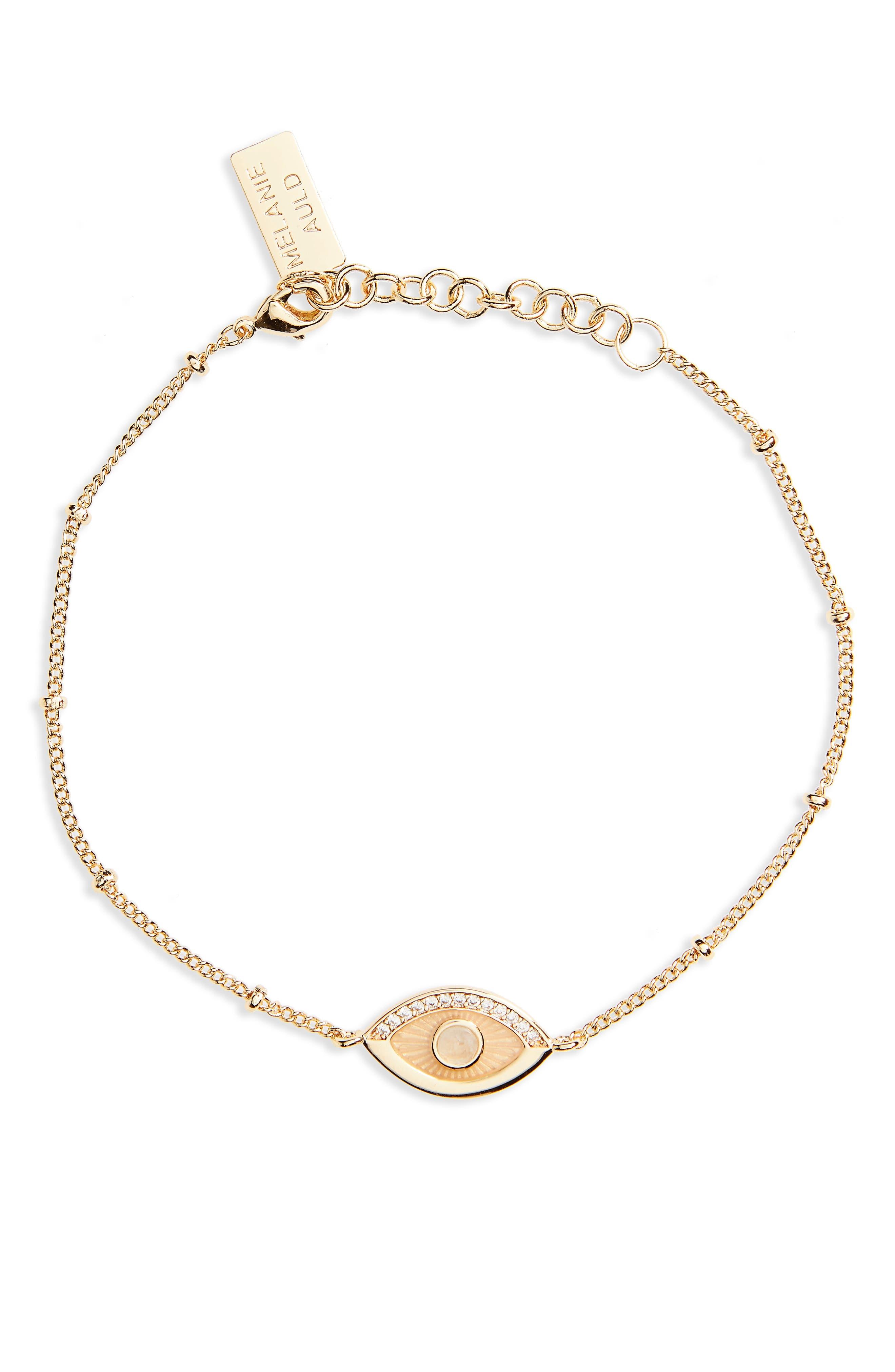 Occhio Bracelet,                             Main thumbnail 1, color,                             100