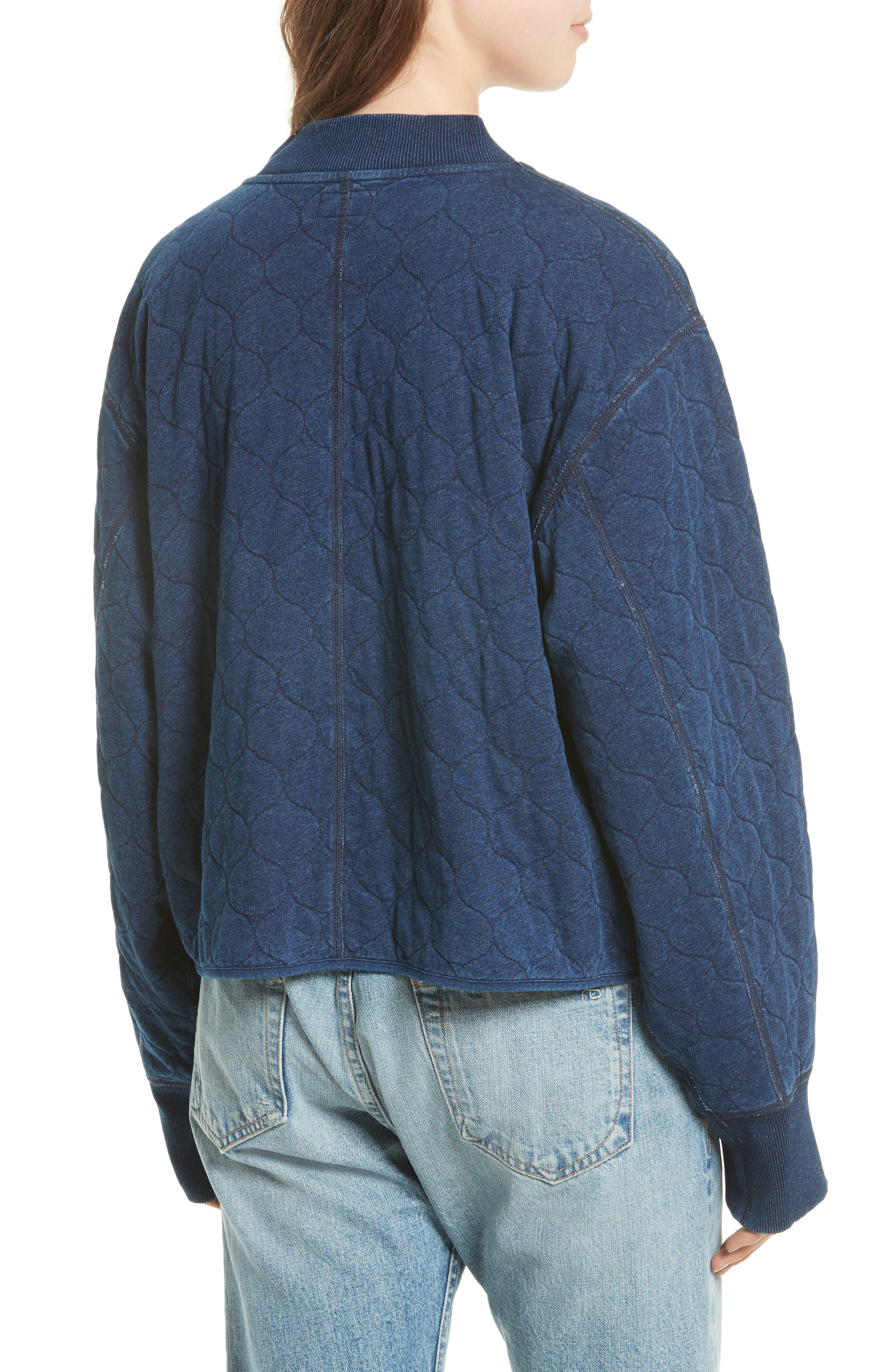 Quilted Liner Jacket,                             Alternate thumbnail 2, color,                             470