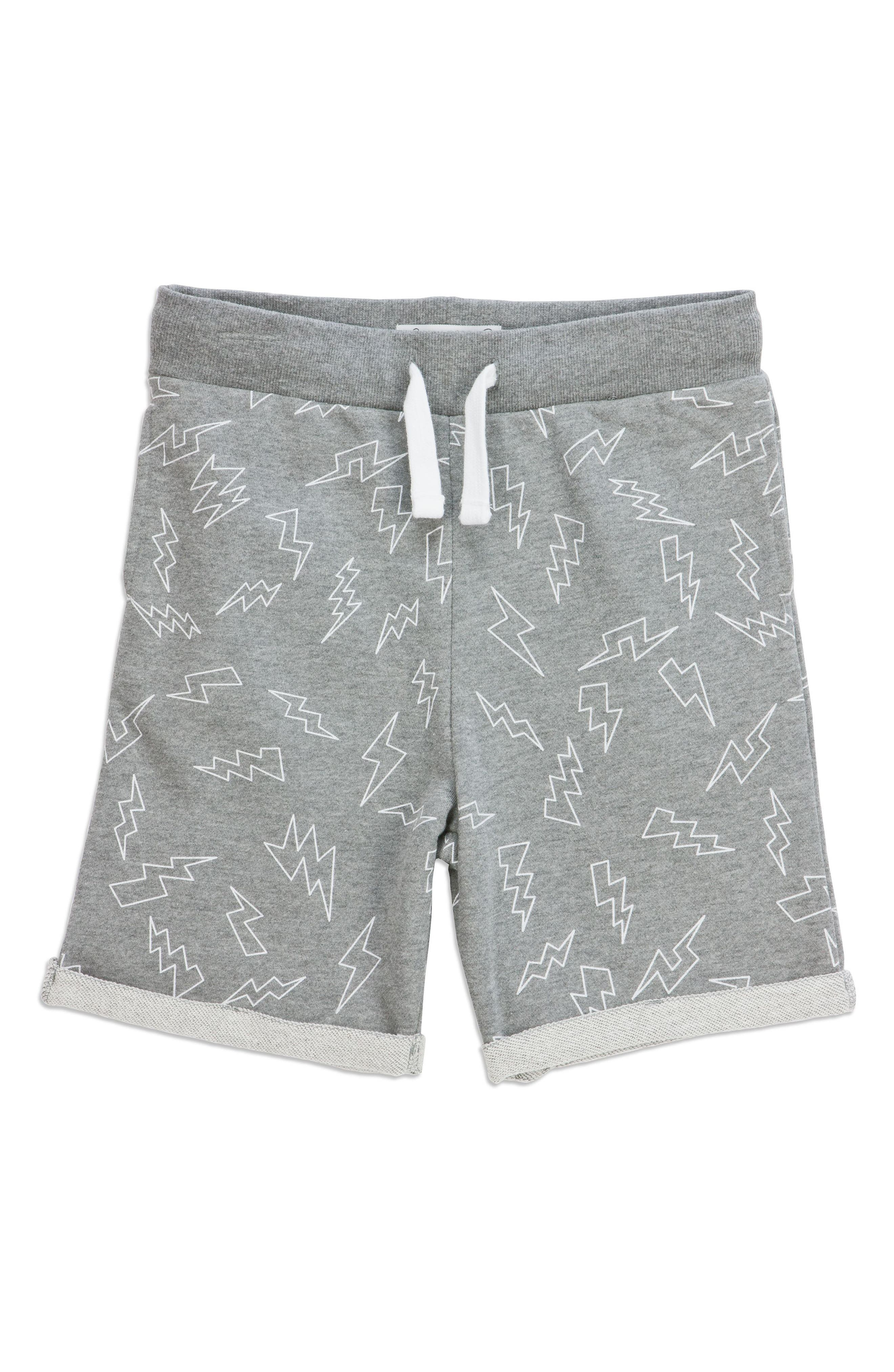 Electric Adriel Knit Shorts,                             Main thumbnail 1, color,                             020