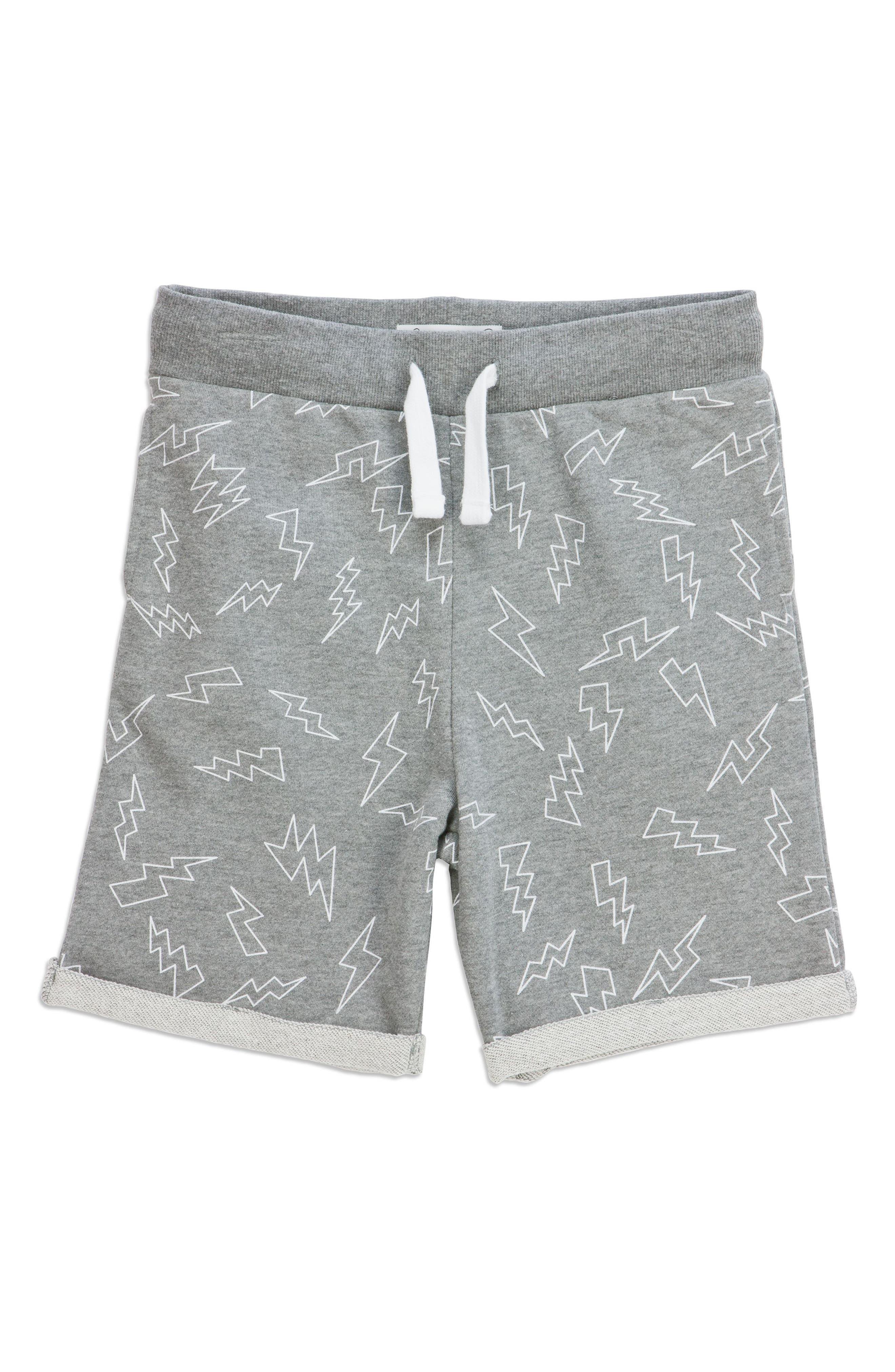 Electric Adriel Knit Shorts,                         Main,                         color, 020