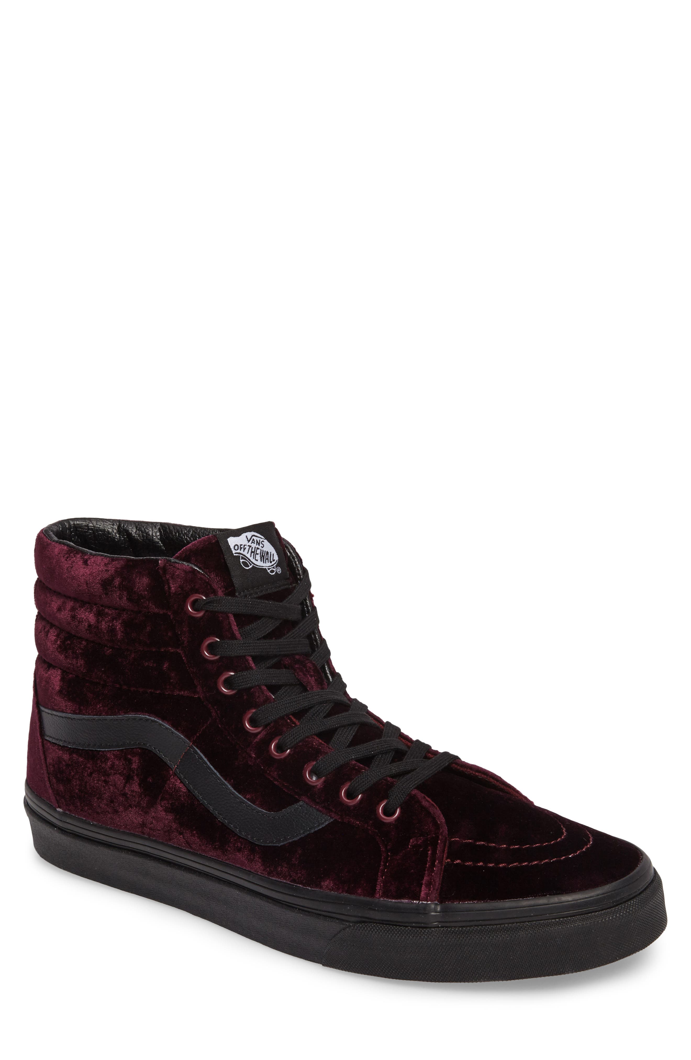 SK8-Hi Reissue High Top Sneaker,                         Main,                         color, 930