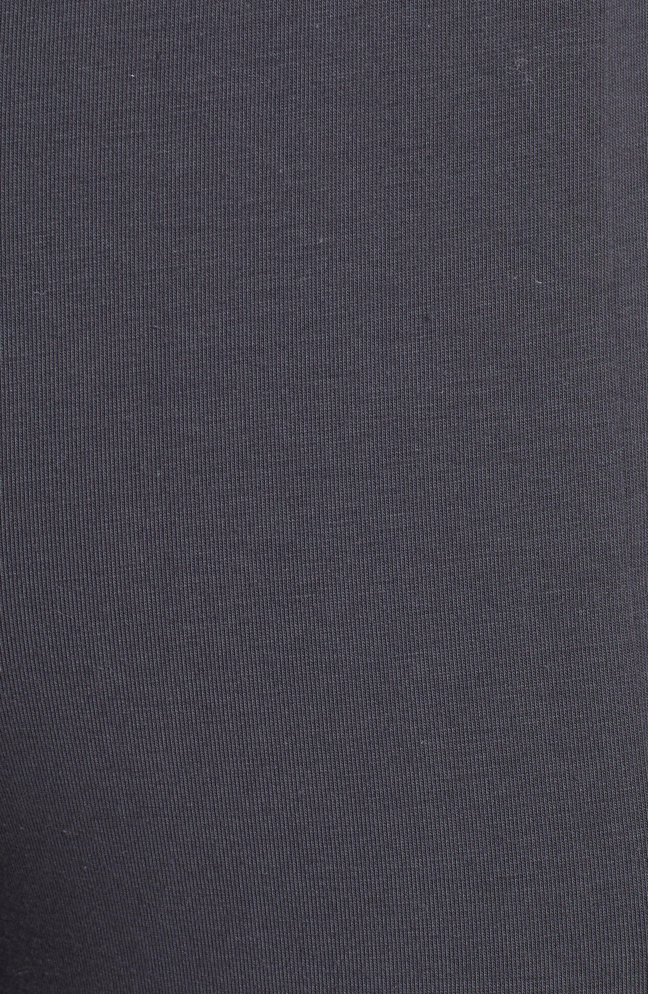 Slim Stretch Cotton Pants,                             Alternate thumbnail 5, color,