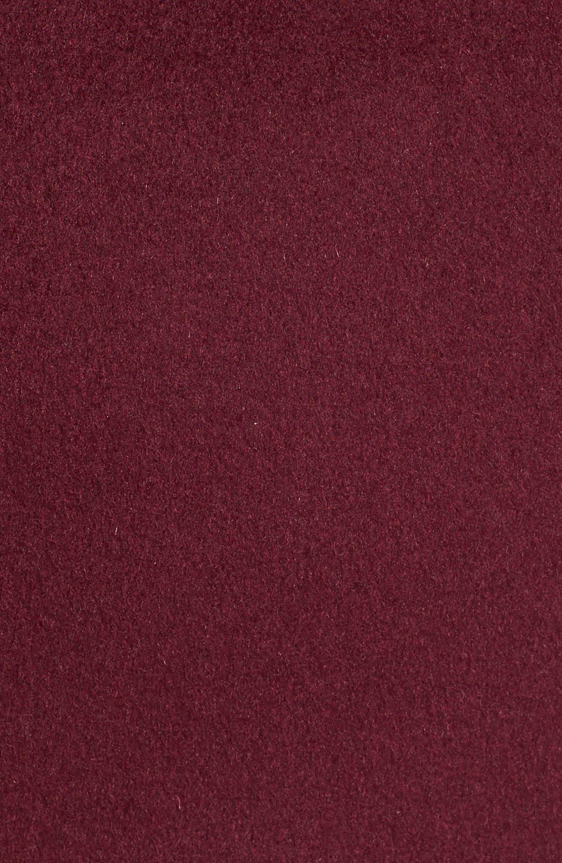 T Tahari Wool Blend Belted Wrap Coat,                             Alternate thumbnail 30, color,