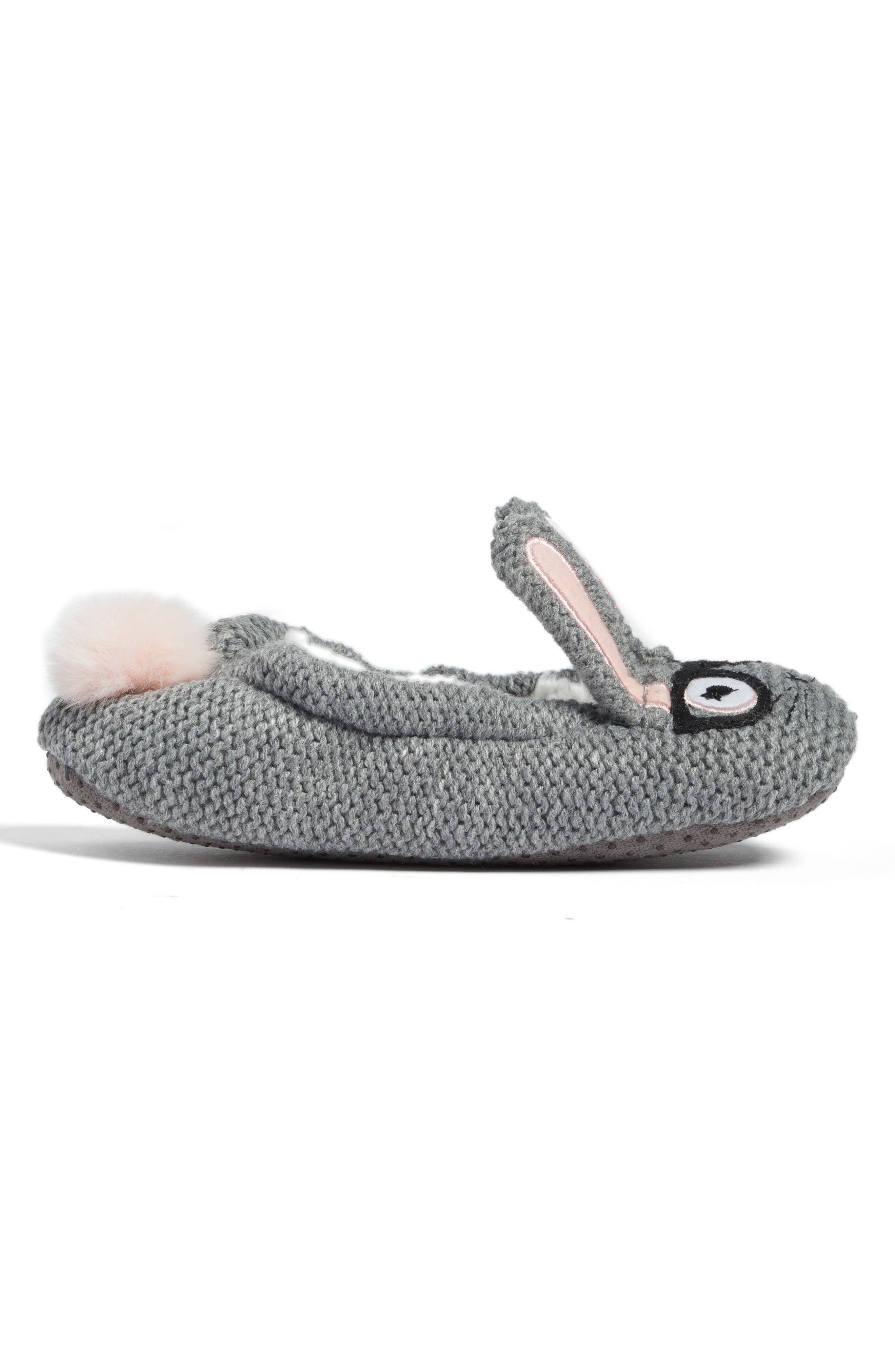 'Critter' Slipper,                             Alternate thumbnail 3, color,                             020