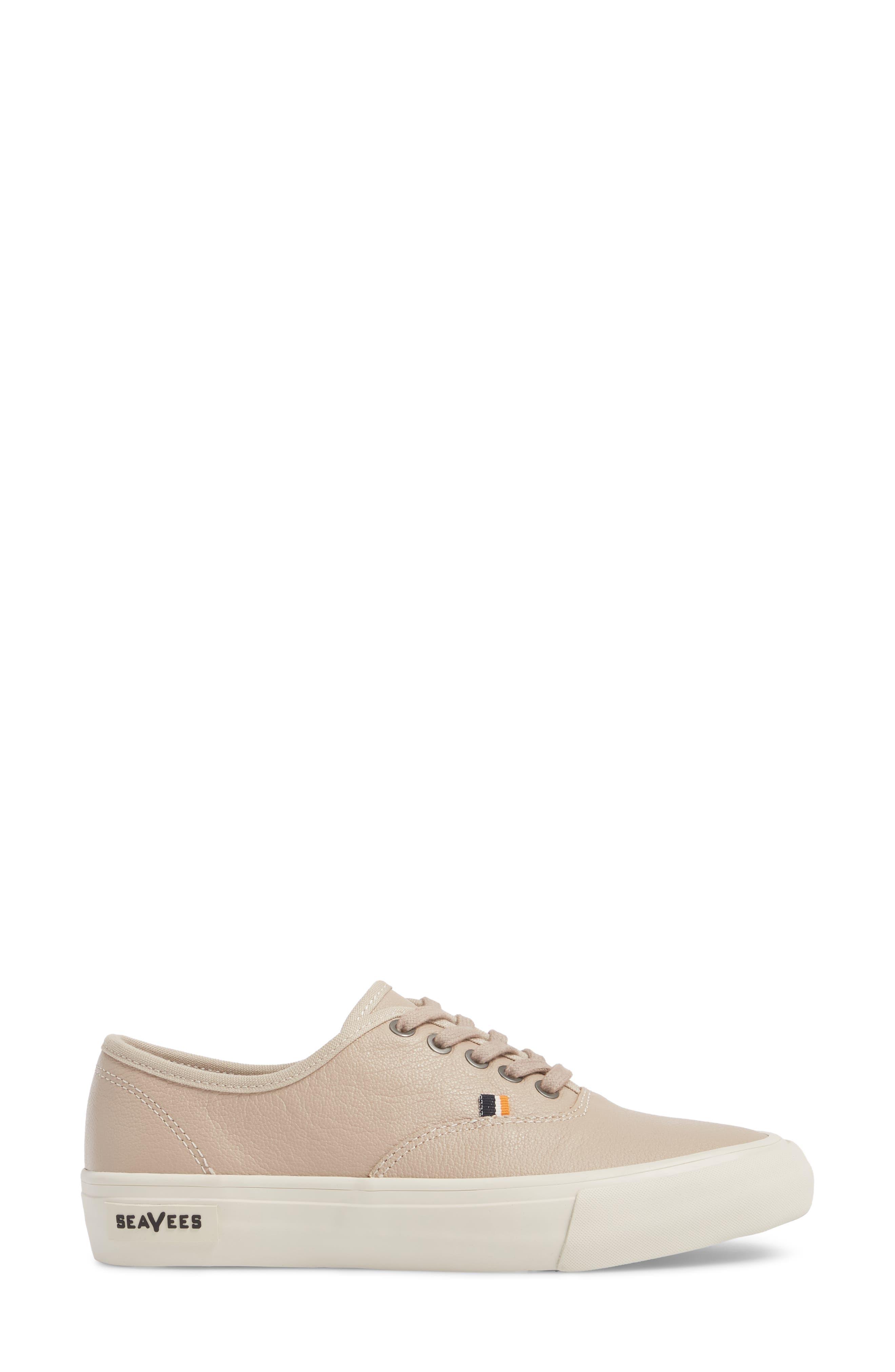 x Derek Lam 10 Crosby Legend Caballero Sneaker,                             Alternate thumbnail 3, color,                             BISQUE