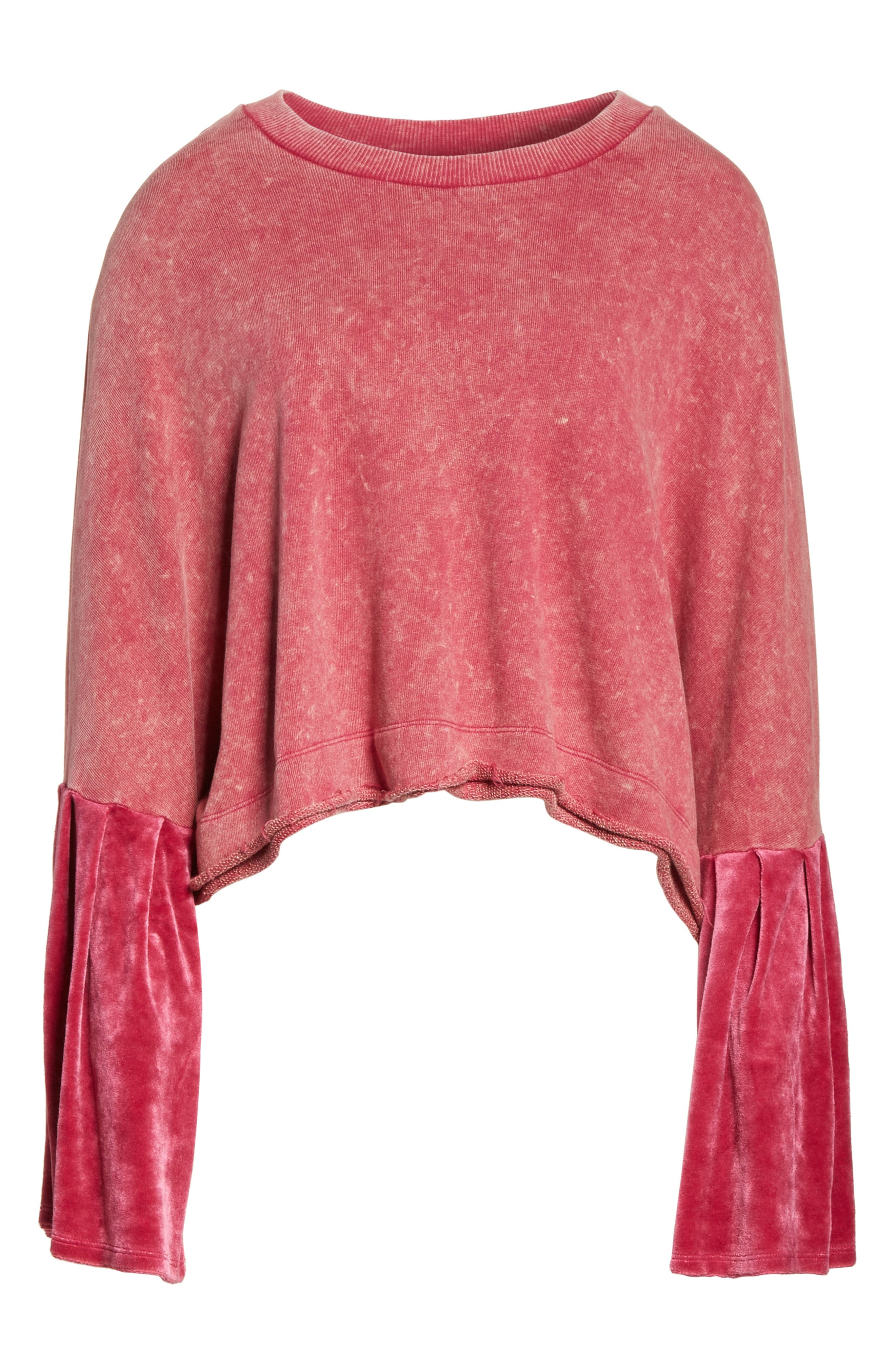 Sleeves Glorious Sleeves Pullover,                             Alternate thumbnail 18, color,