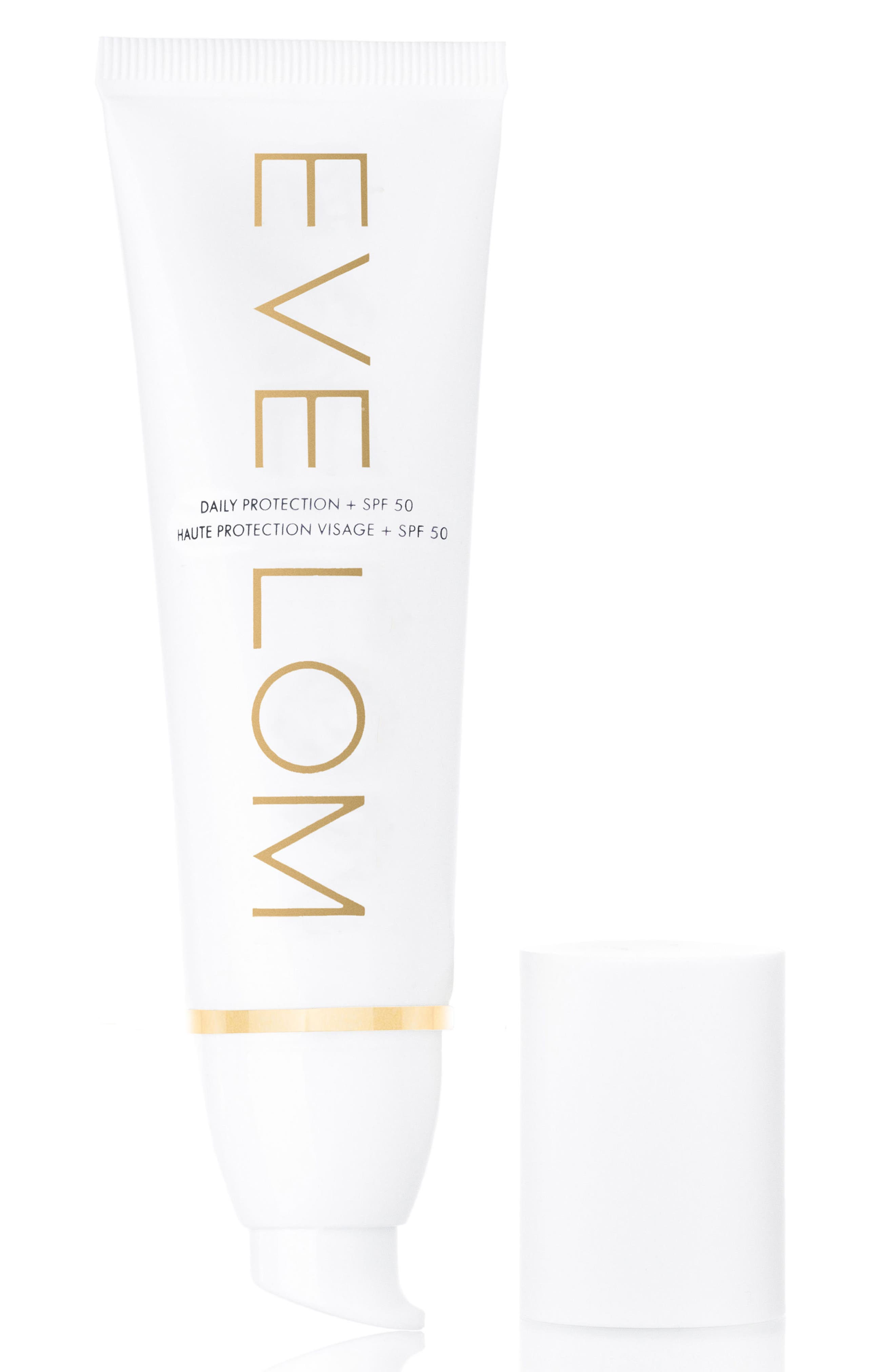 SPACE.NK.apothecary EVE LOM Daily Protection Broad Spectrum SPF 50 Sunscreen,                             Alternate thumbnail 2, color,                             NO COLOR