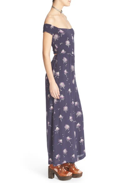 be9482cbfa6a Free People  Aster  Floral Print Jumpsuit
