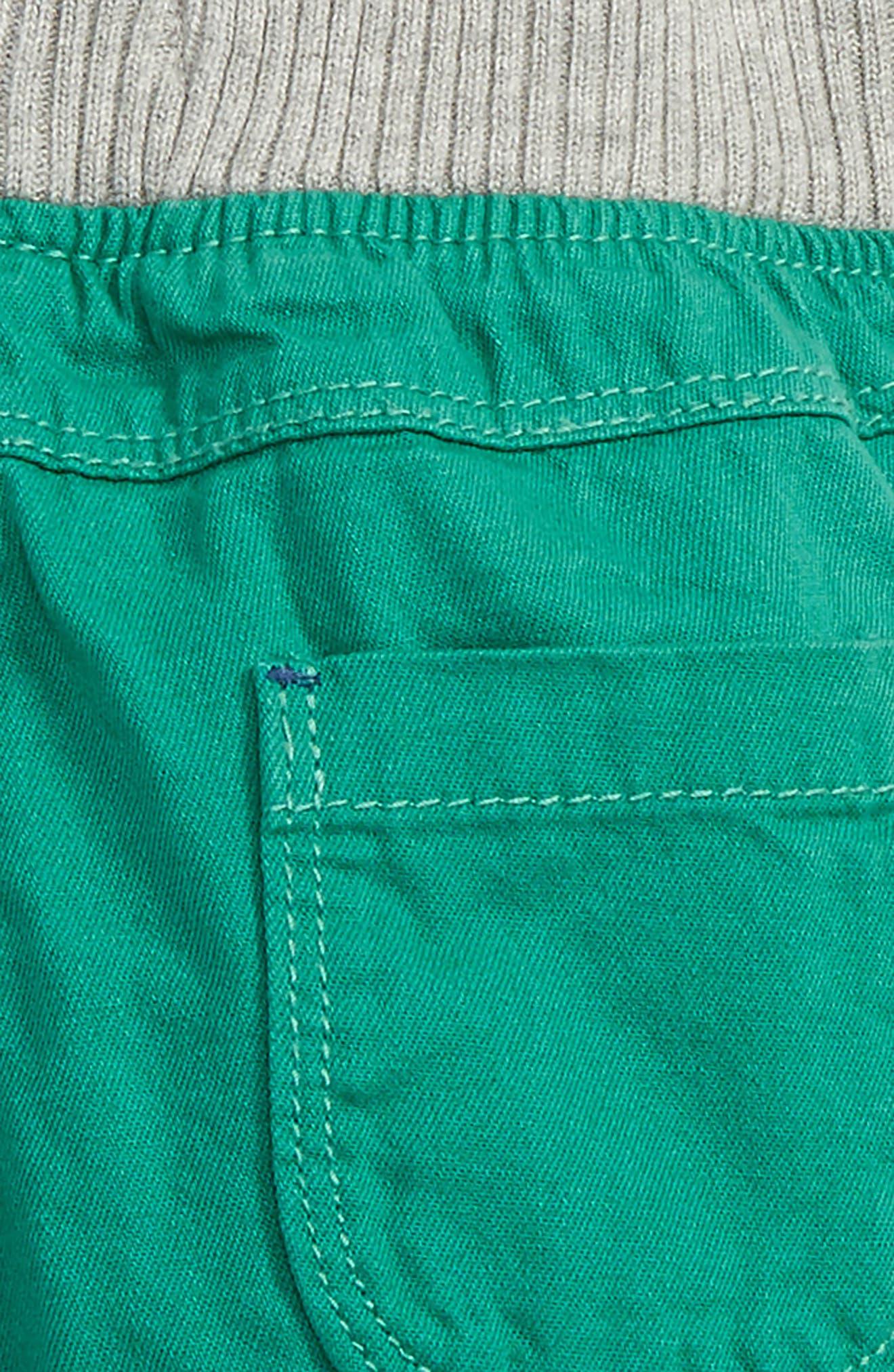 Rib Waist Pants,                             Alternate thumbnail 9, color,