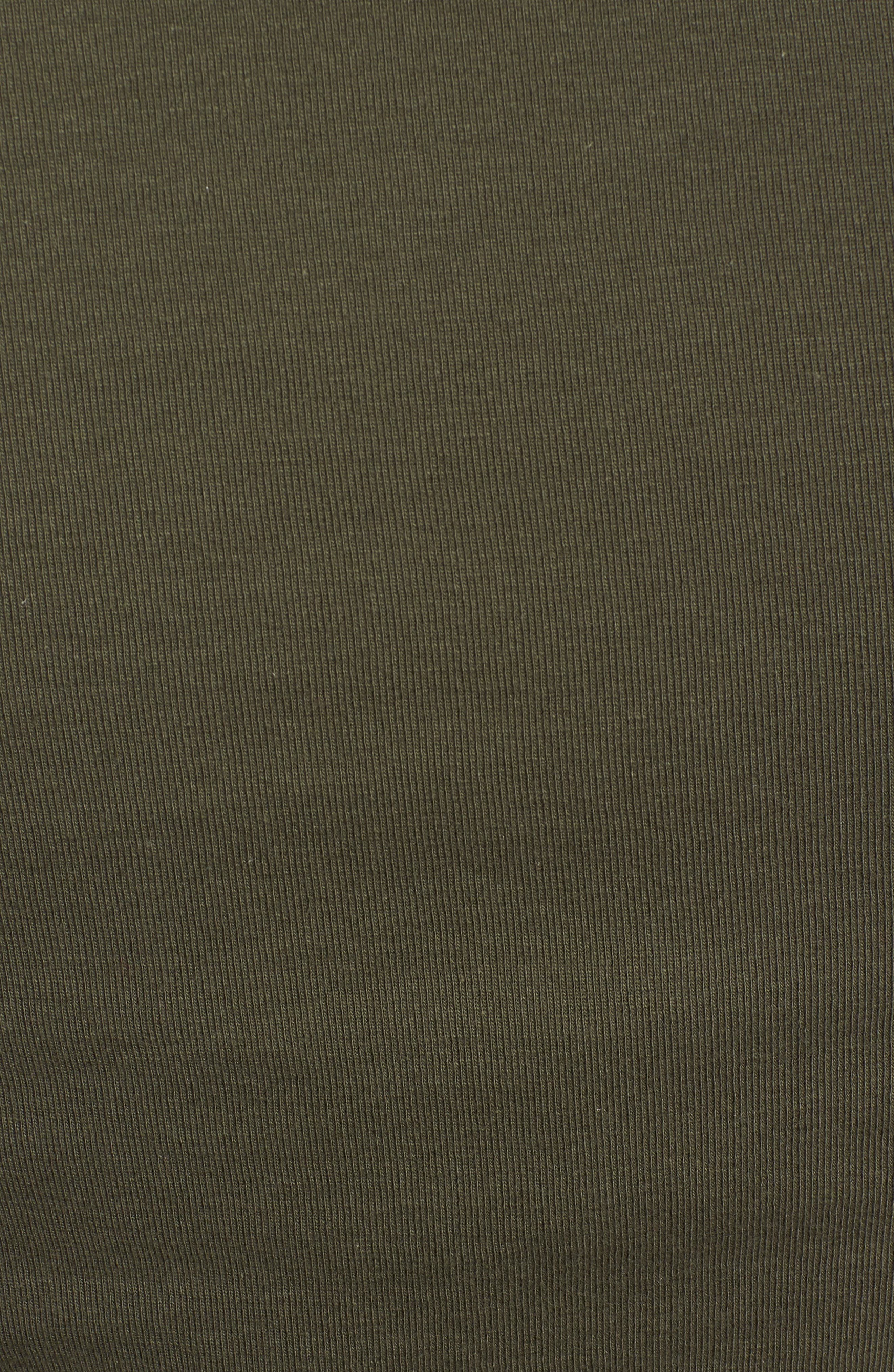 Long Sleeve Scoop Neck Cotton Tee,                             Alternate thumbnail 6, color,                             300