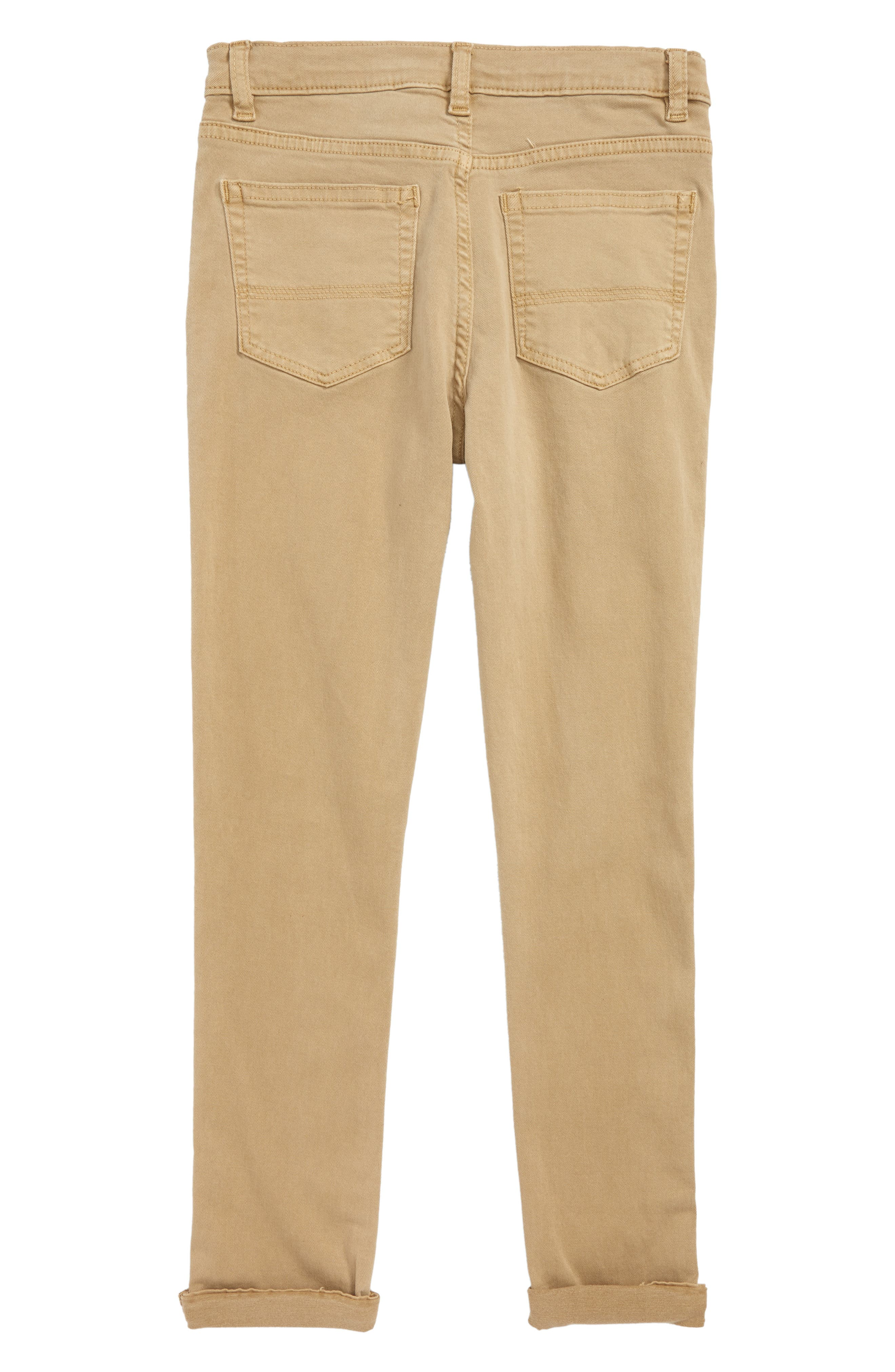 Slouch Twill Jeans,                             Alternate thumbnail 2, color,                             250