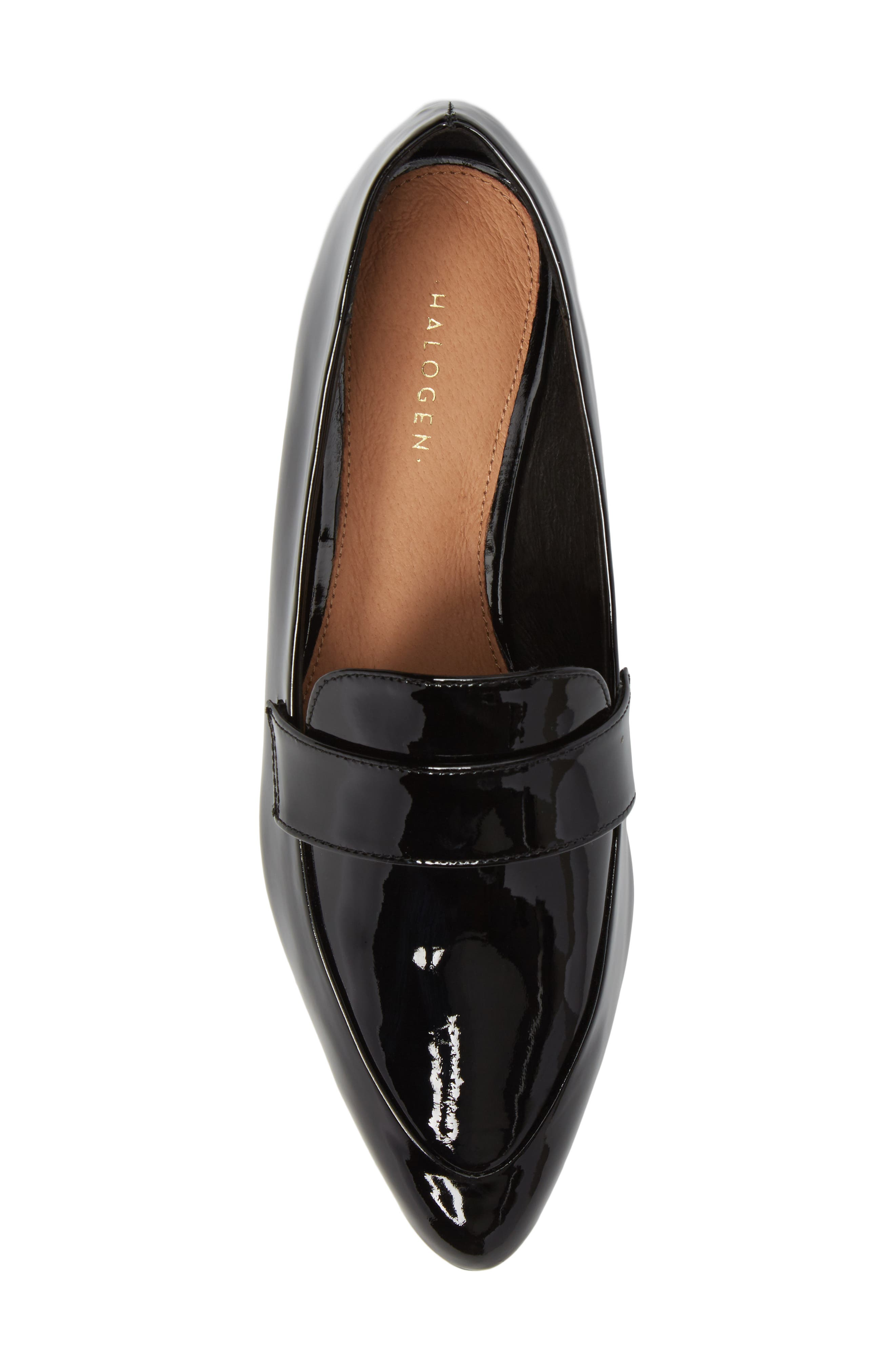 Camille Loafer,                             Alternate thumbnail 4, color,                             001