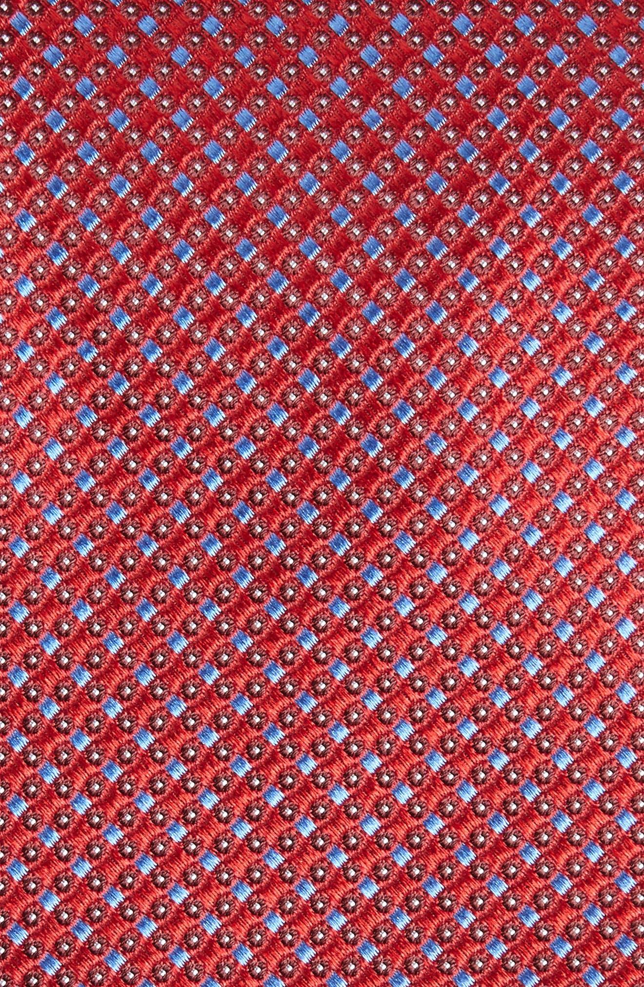 Bagni Check Tie,                             Alternate thumbnail 5, color,