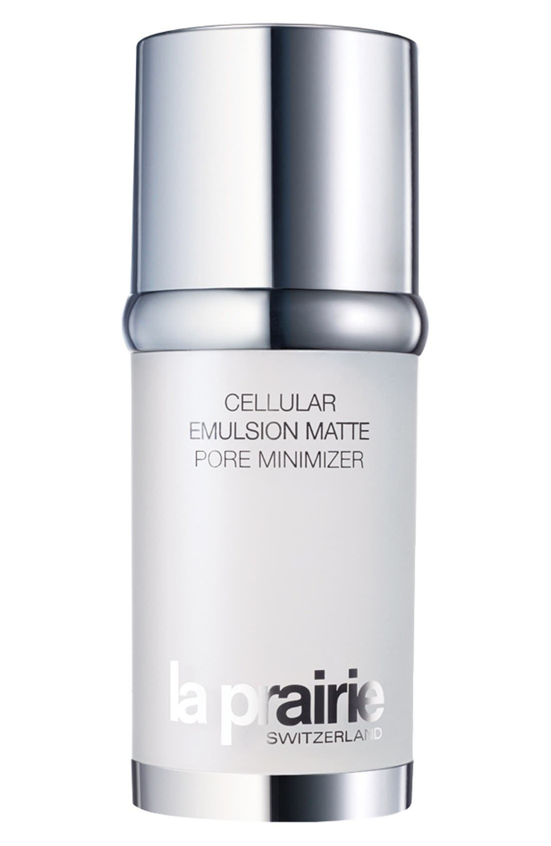LA PRAIRIE 'Cellular Emulsion' Matte Pore Minimizer Moisturizer, Main, color, 000